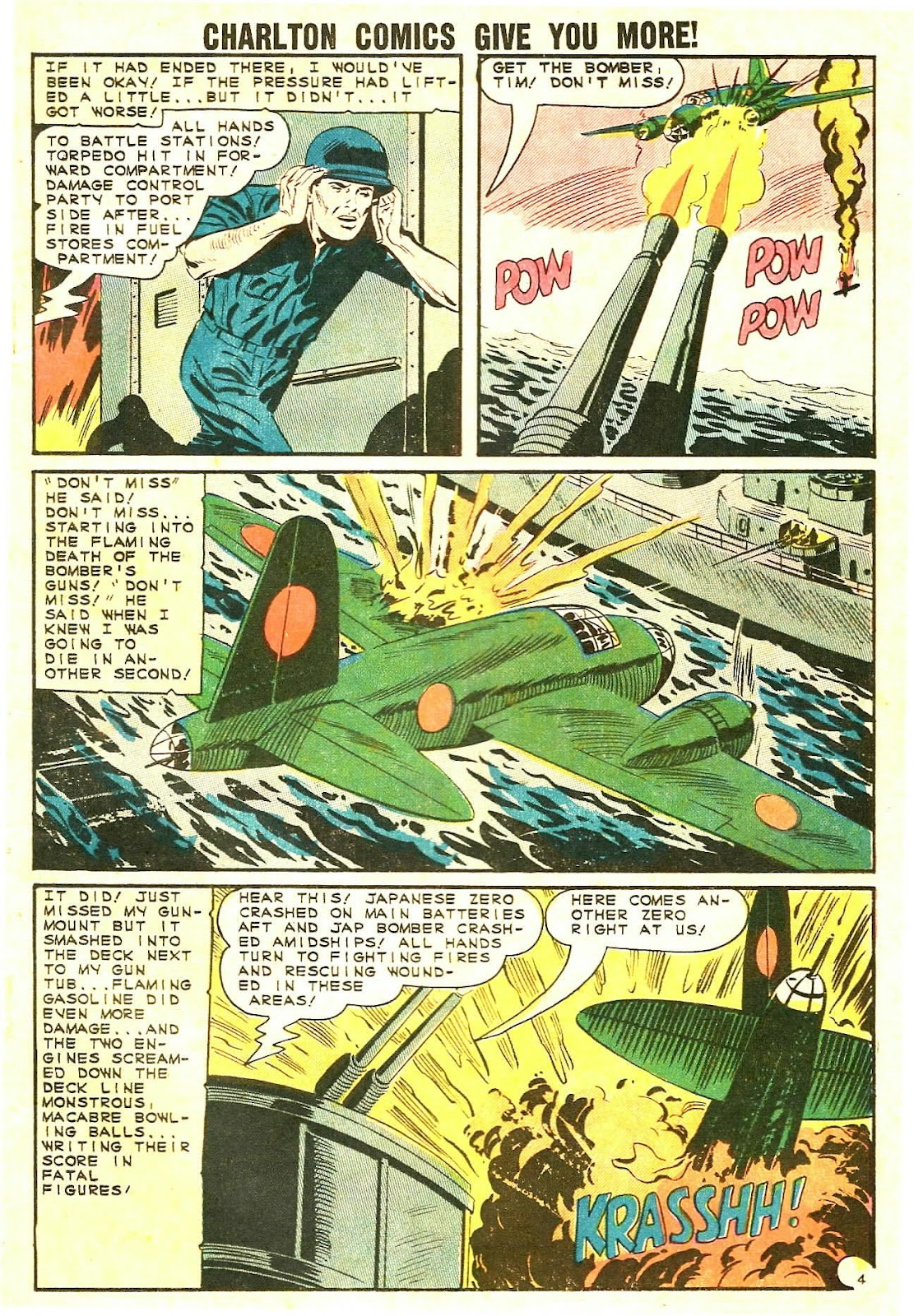Read online Fightin' Navy comic -  Issue #118 - 19