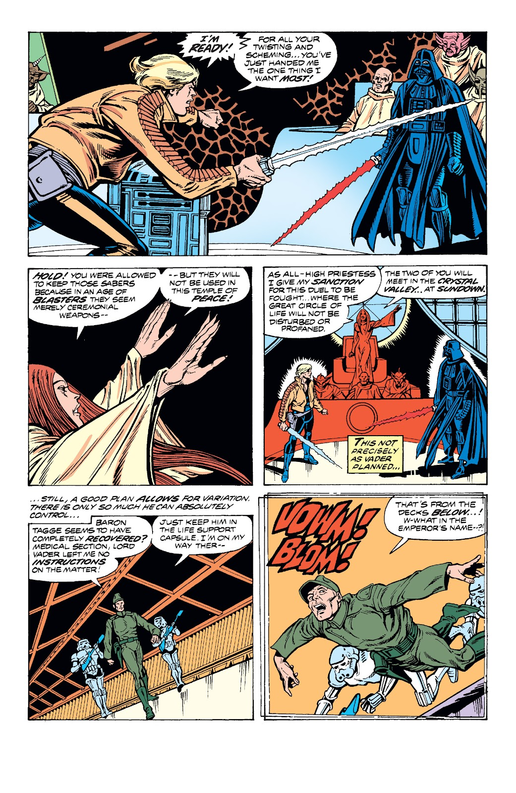 Read online Star Wars Legends: The Original Marvel Years - Epic Collection comic -  Issue # TPB 2 (Part 3) - 70