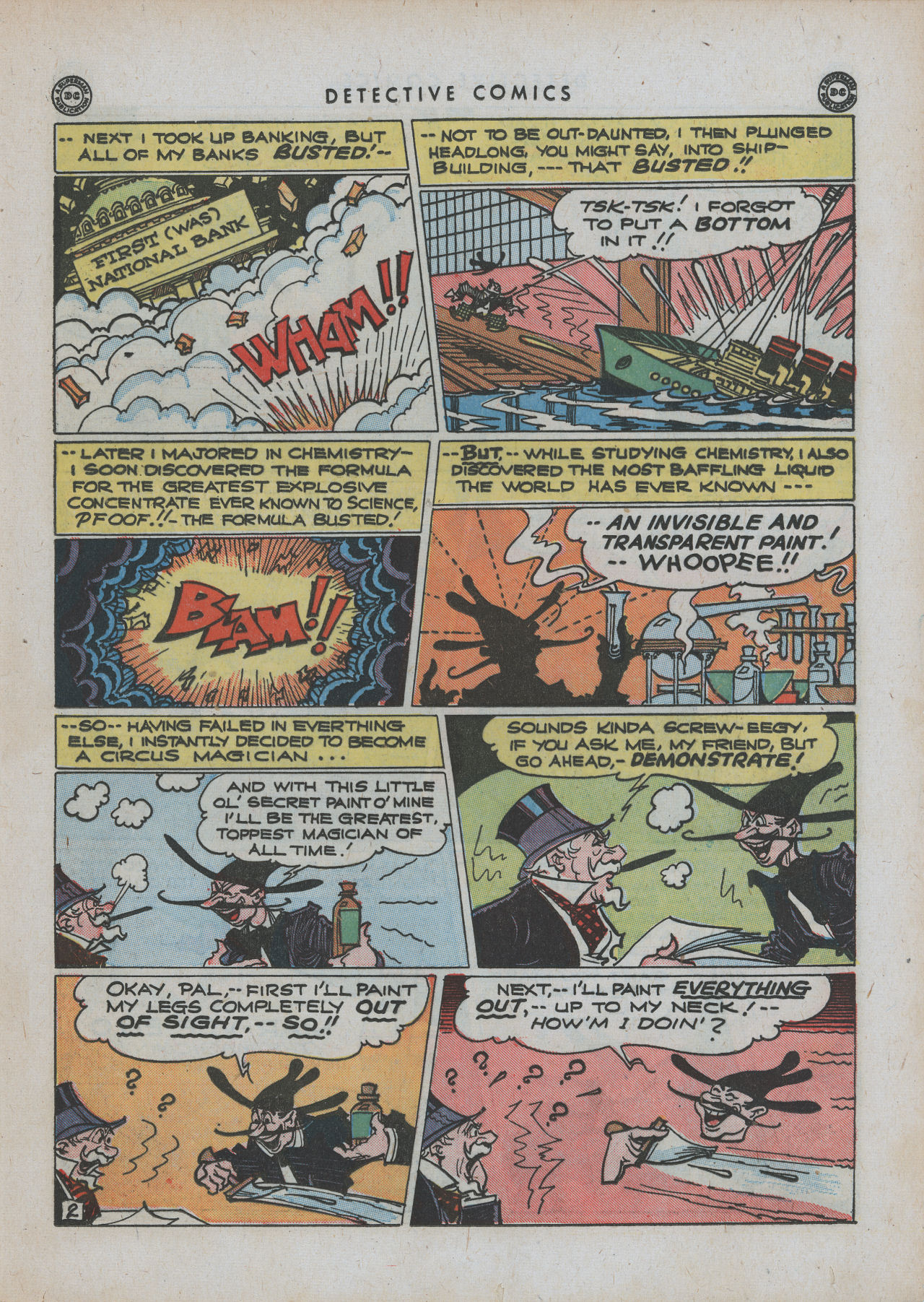 Read online Detective Comics (1937) comic -  Issue #88 - 25