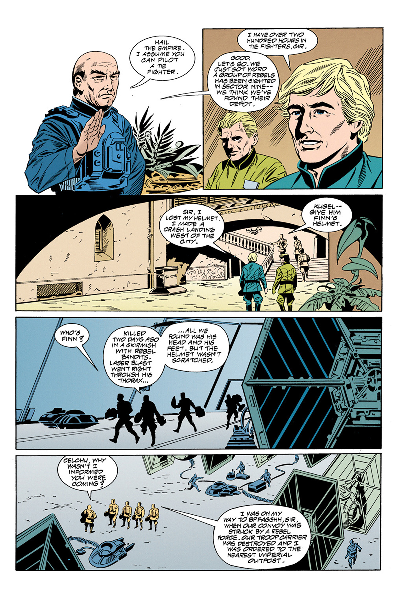 Read online Star Wars Omnibus comic -  Issue # Vol. 1 - 122