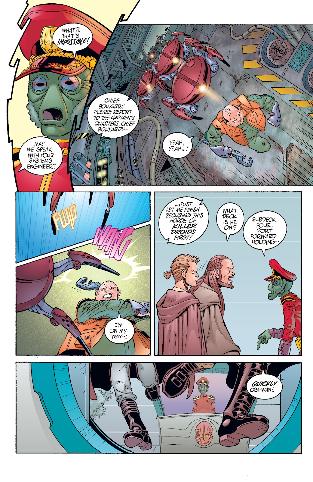 Read online Star Wars Legends: Rise of the Sith - Epic Collection comic -  Issue # TPB 1 (Part 3) - 34