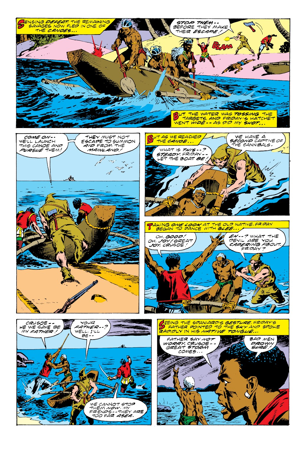 Marvel Classics Comics Series Featuring issue 19 - Page 40