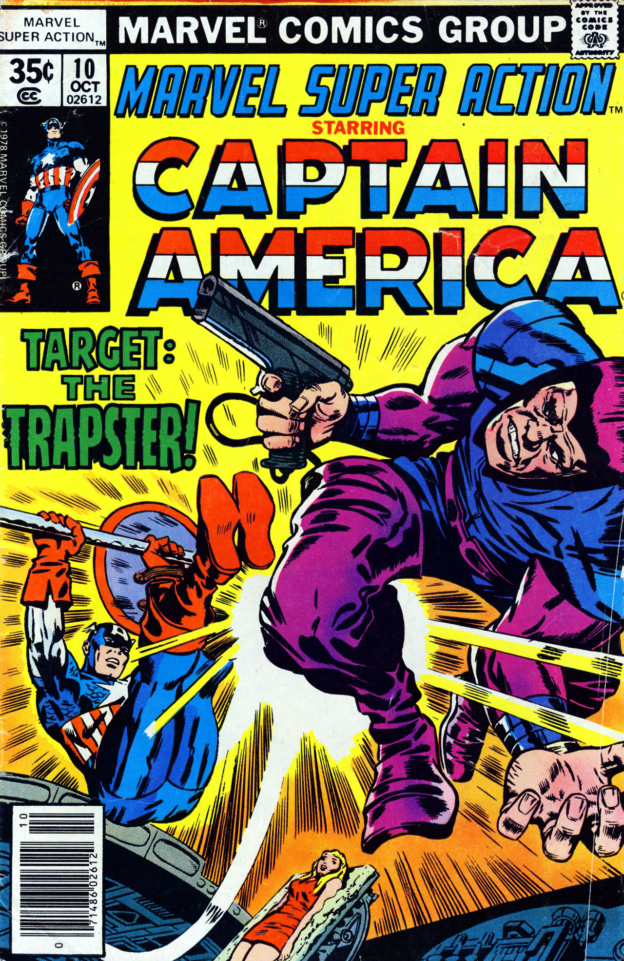 Marvel Super Action (1977) issue 10 - Page 1