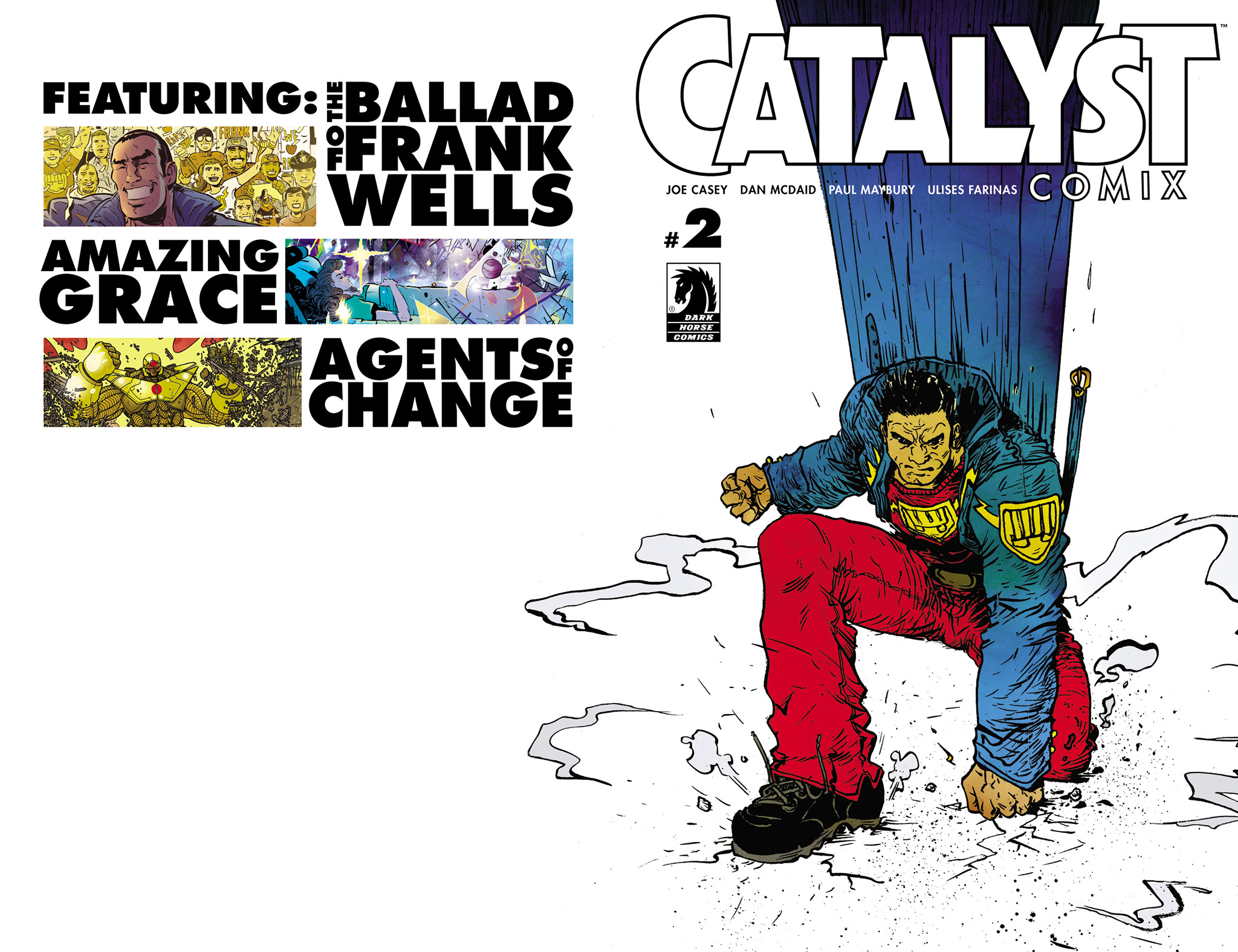 Read online Catalyst Comix comic -  Issue #2 - 2