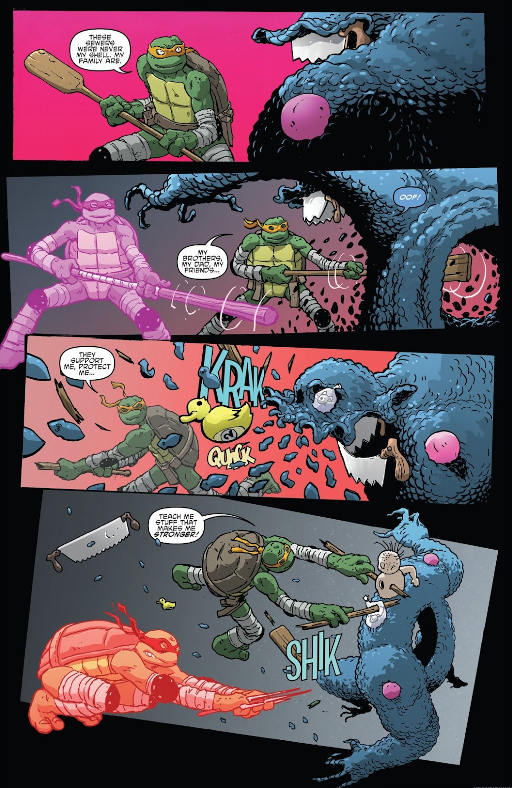 Read online Teenage Mutant Ninja Turtles: The IDW Collection comic -  Issue # TPB 8 (Part 3) - 85
