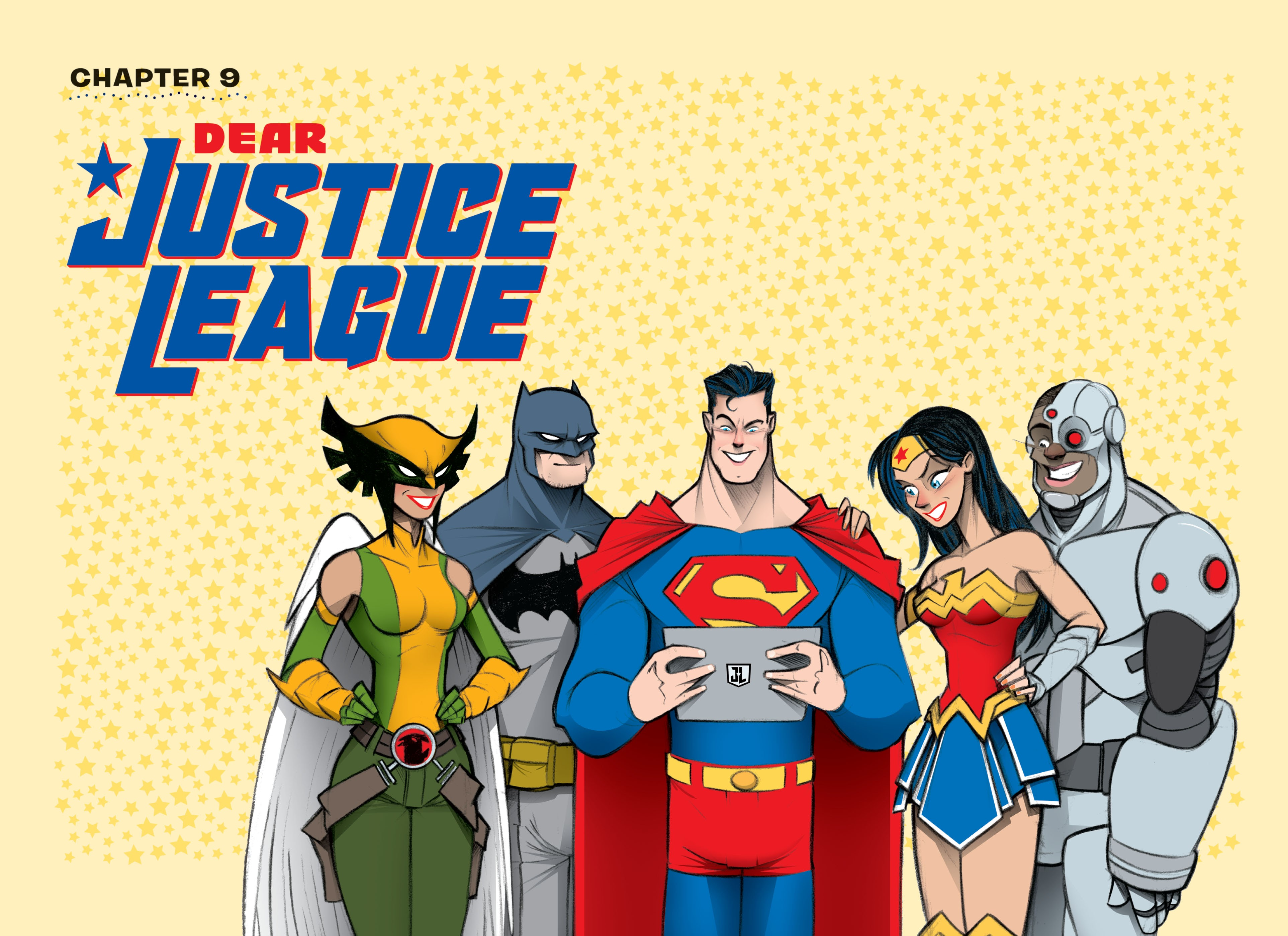 Dear Justice League #TPB_(Part_2) #1 - English 25