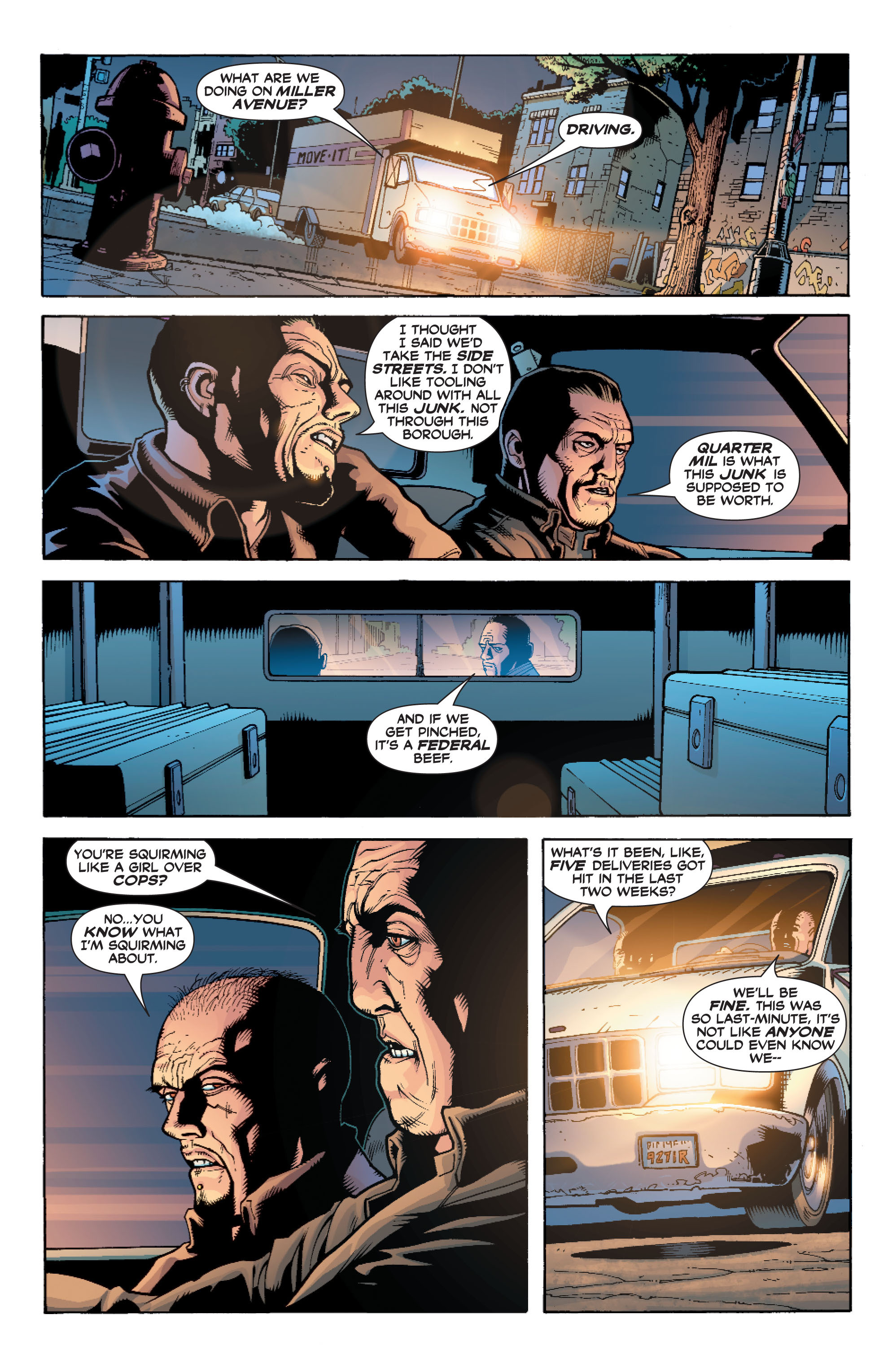 Read online Batman: Under The Red Hood comic -  Issue # Full - 104