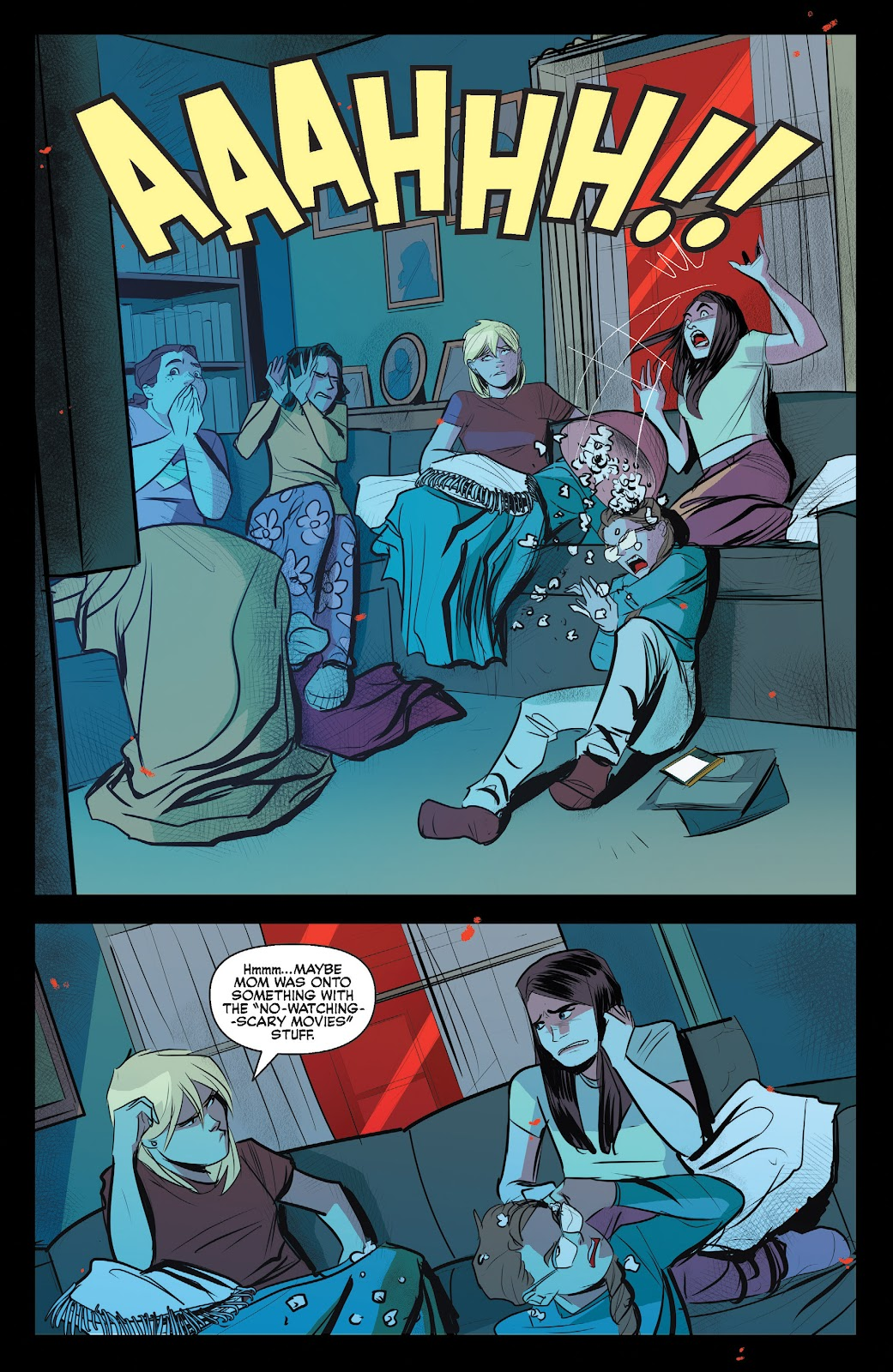 Read online Jughead The Hunger comic -  Issue #13 - 4