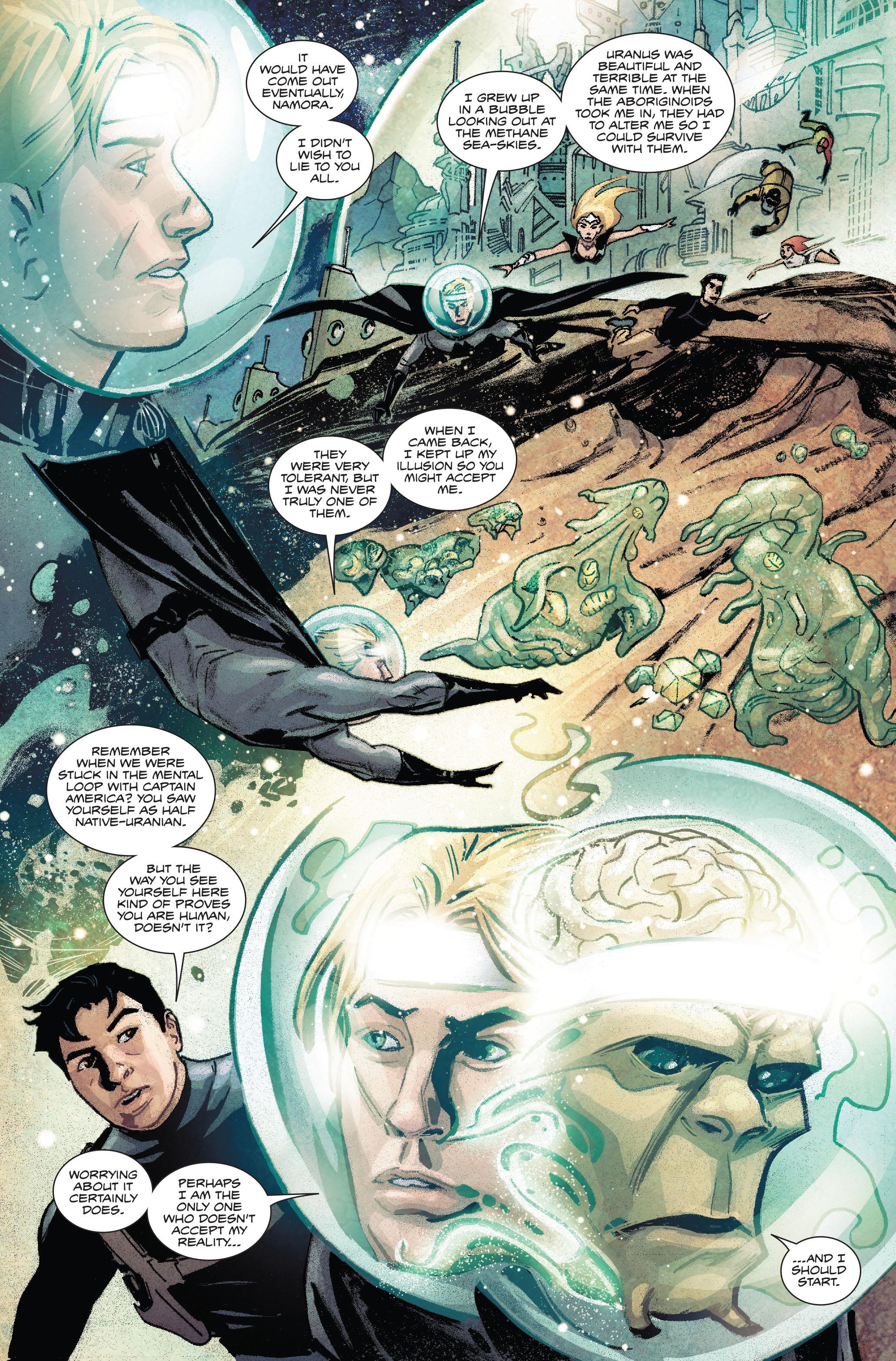 Read online Atlas comic -  Issue #5 - 11