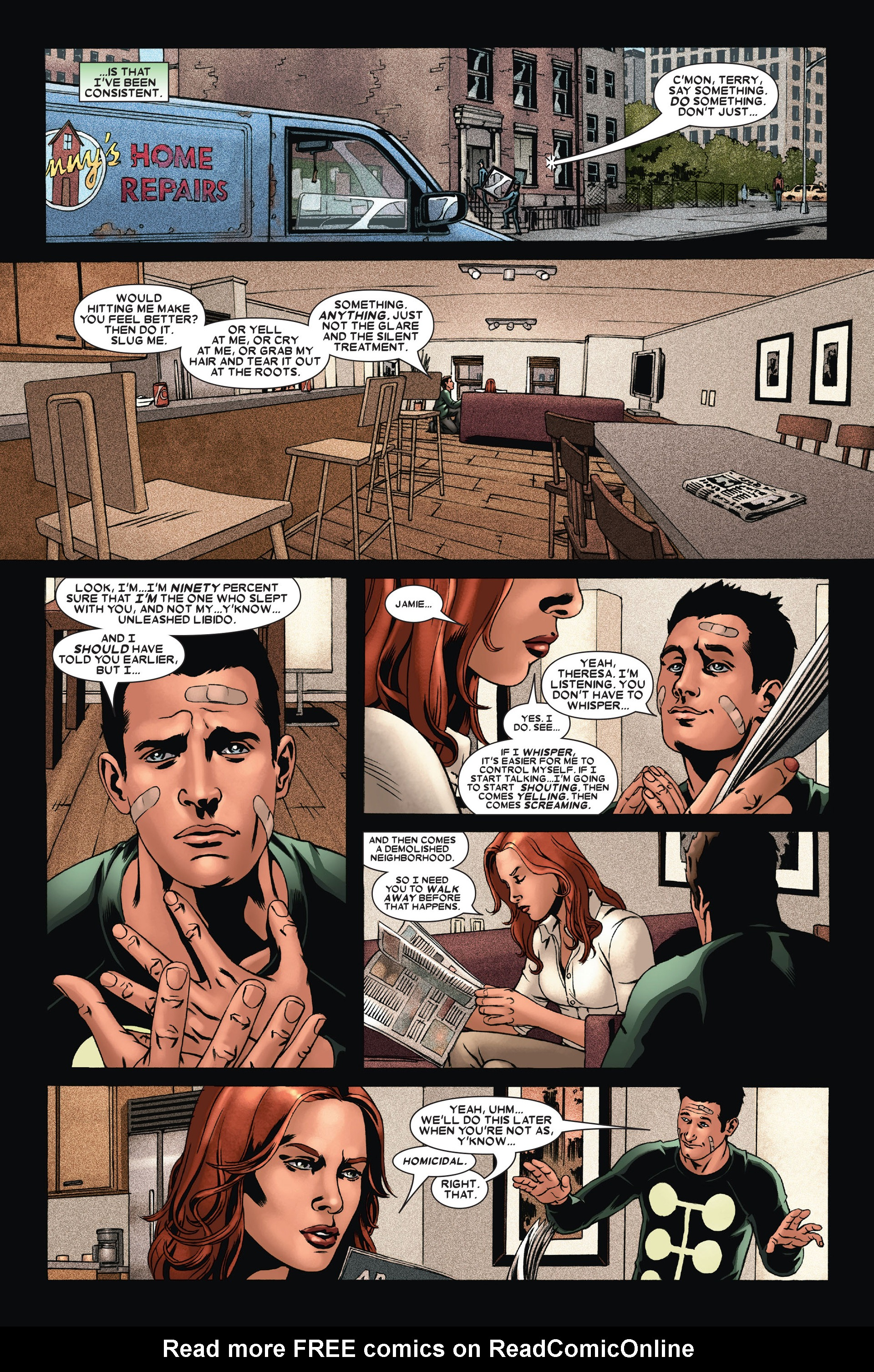 Read online X-Factor (2006) comic -  Issue #14 - 4