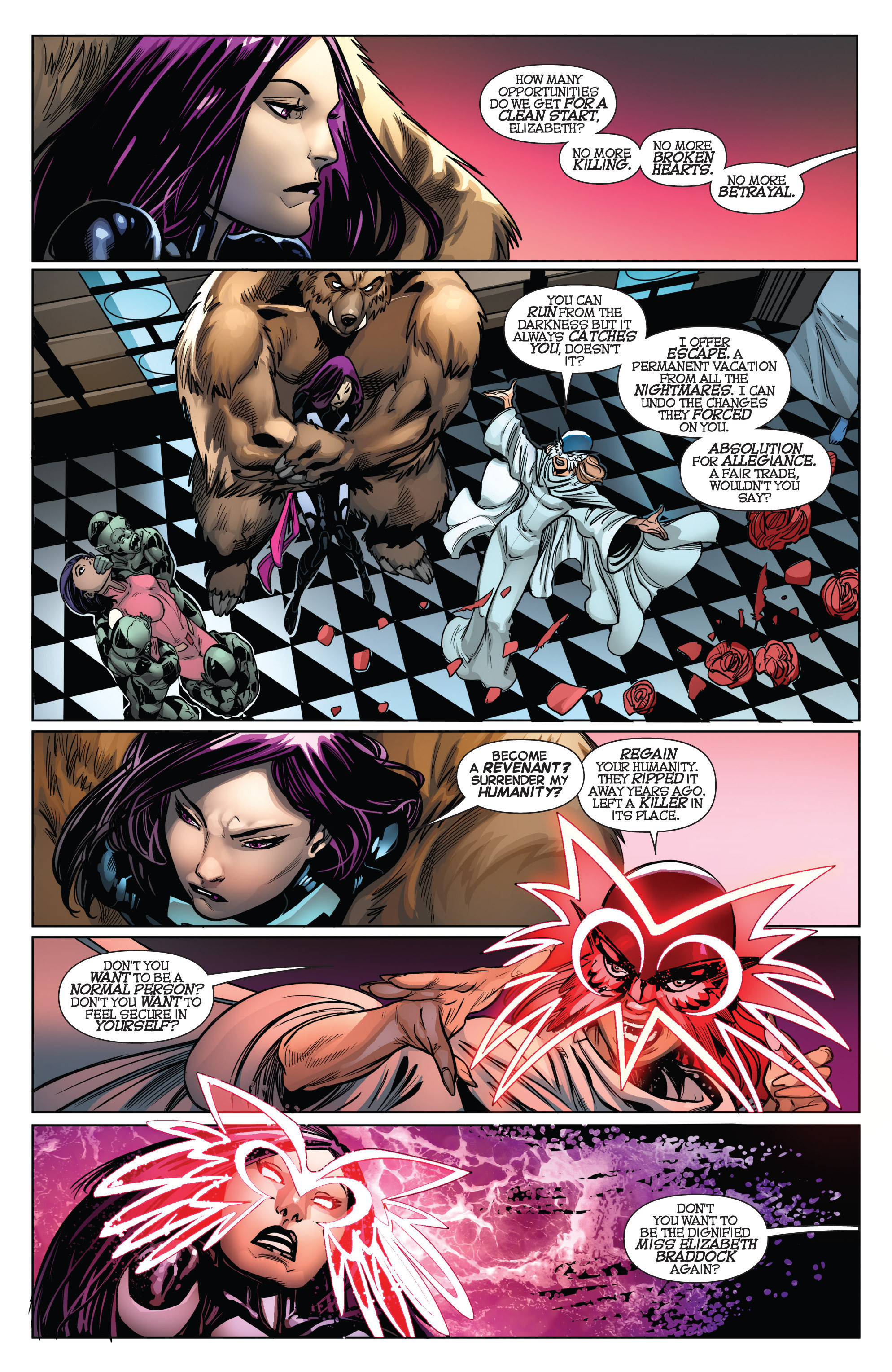 Read online Uncanny X-Force (2013) comic -  Issue #14 - 16