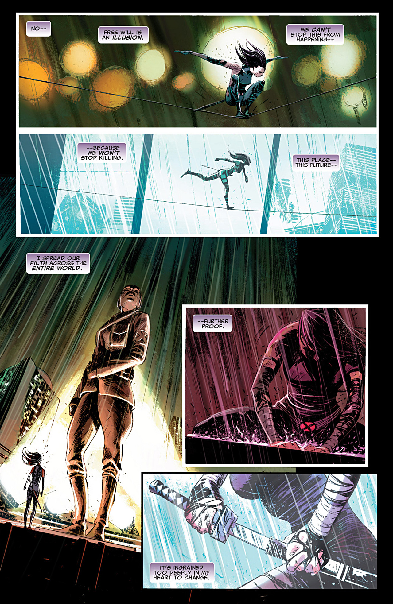 Uncanny X-Force (2010) #28 #30 - English 20