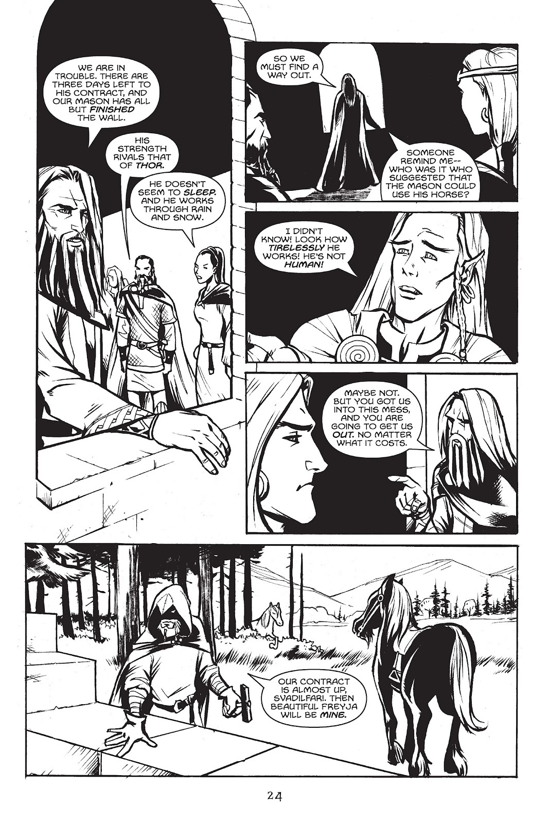 Read online Gods of Asgard comic -  Issue # TPB (Part 1) - 25