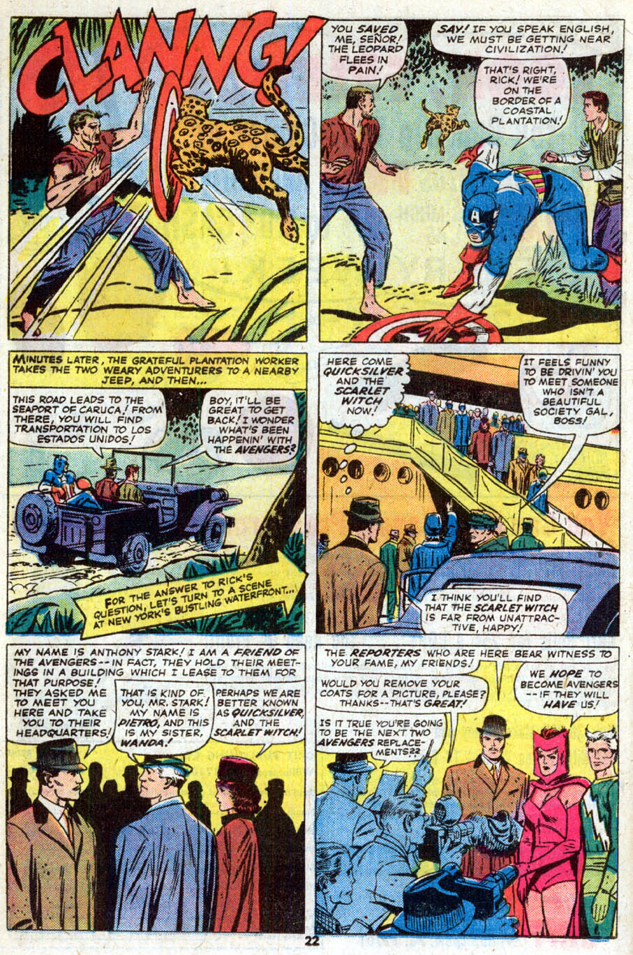 The Avengers (1963) 150 Page 13