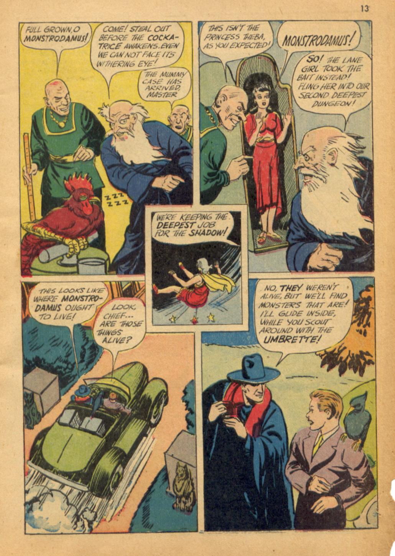Read online Shadow Comics comic -  Issue #32 - 14