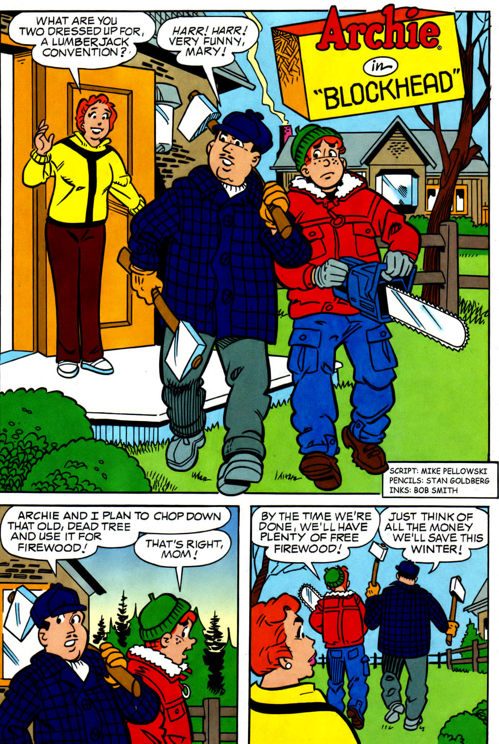 Read online Archie (1960) comic -  Issue #562 - 13