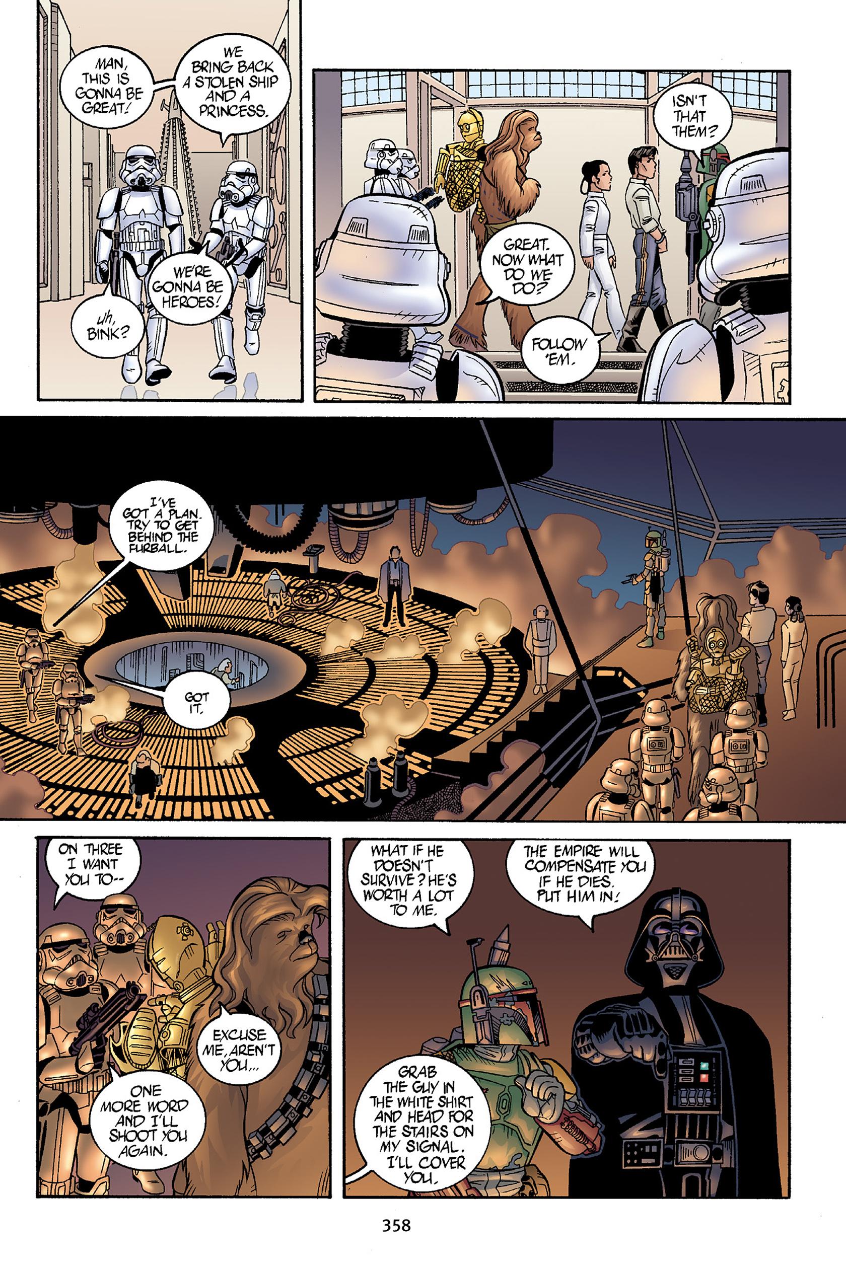 Read online Star Wars Omnibus comic -  Issue # Vol. 30 - 351