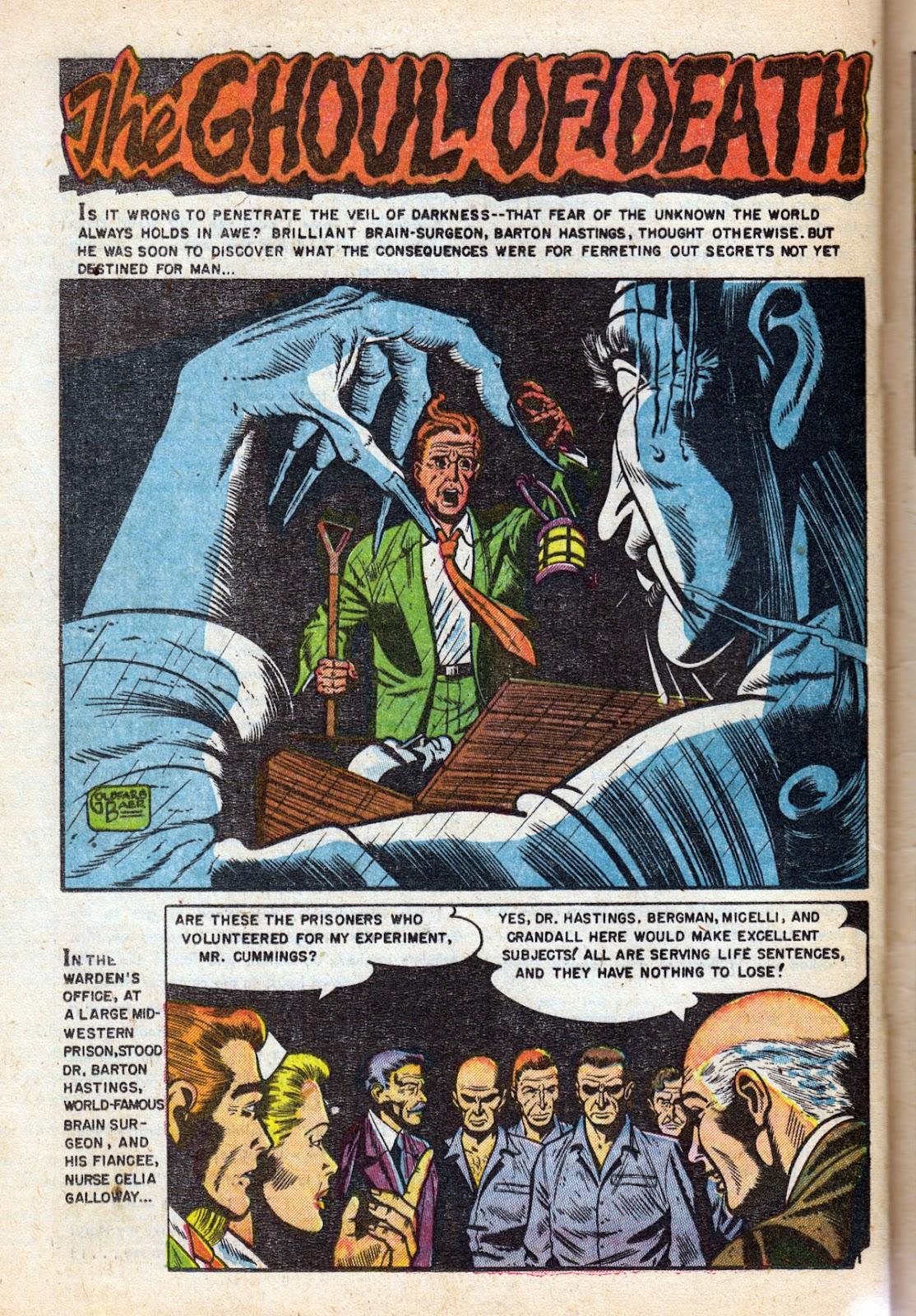 Dark Mysteries issue 1 - Page 20