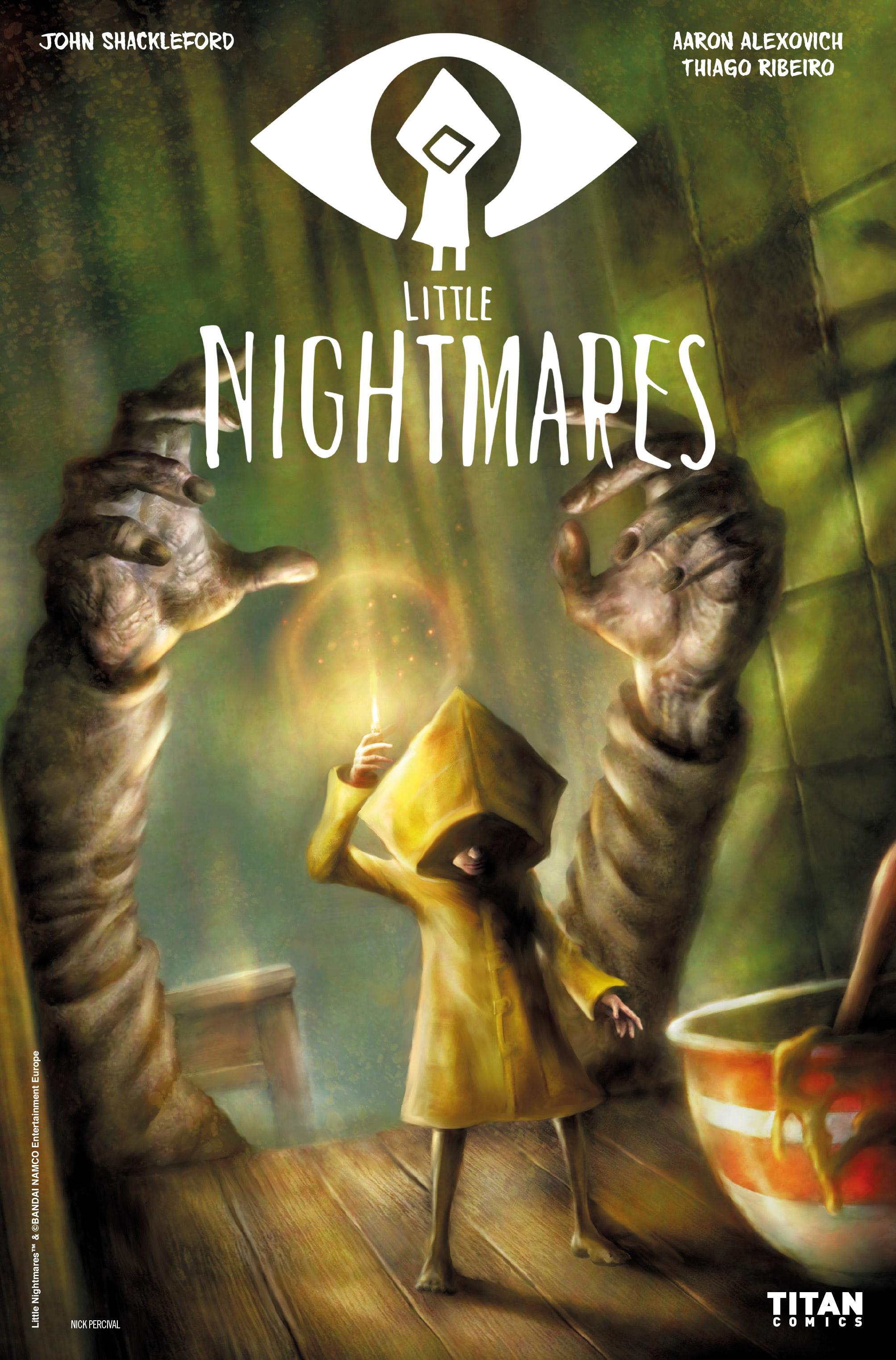 Read online Little Nightmares comic -  Issue #1 - 29