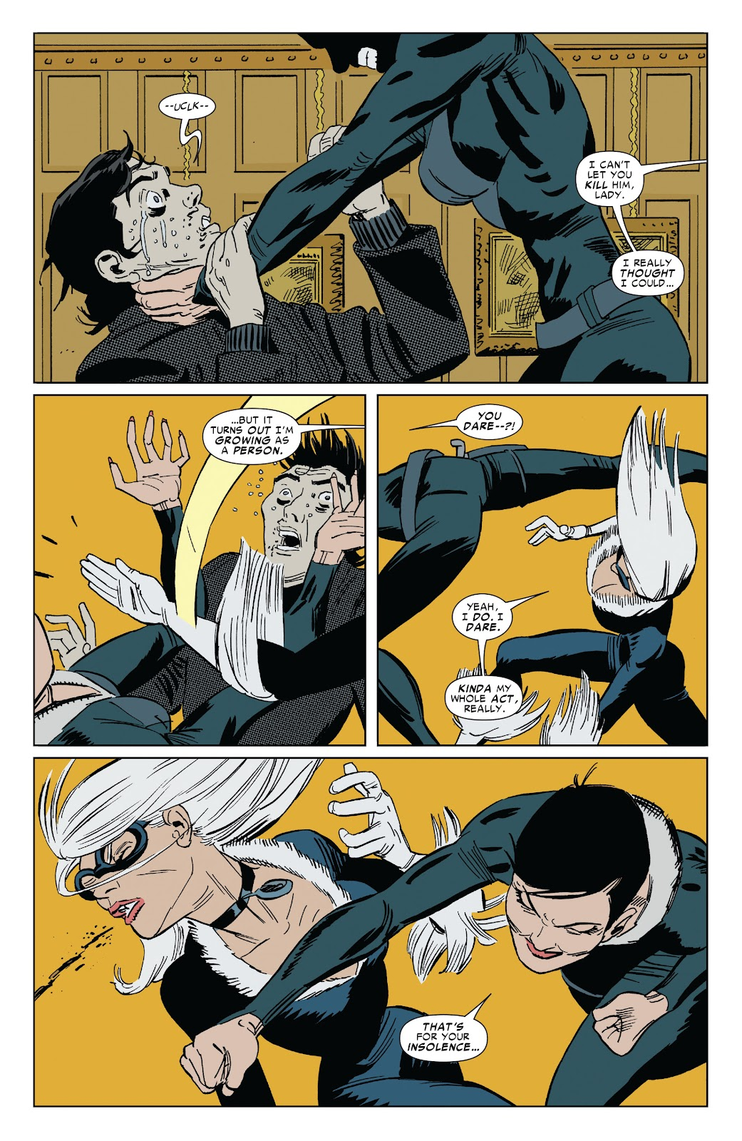 Amazing Spider-Man Presents: Black Cat Issue #4 #4 - English 11