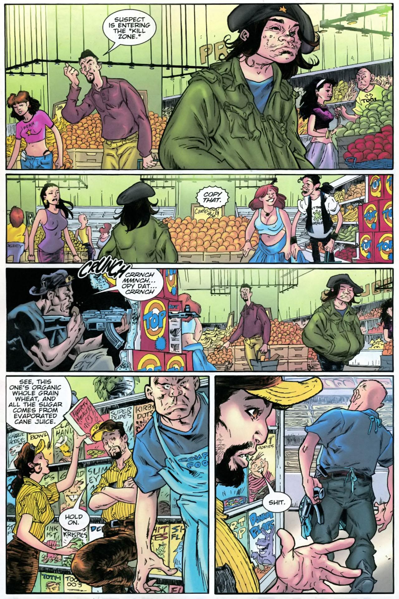Read online The Exterminators comic -  Issue #27 - 17
