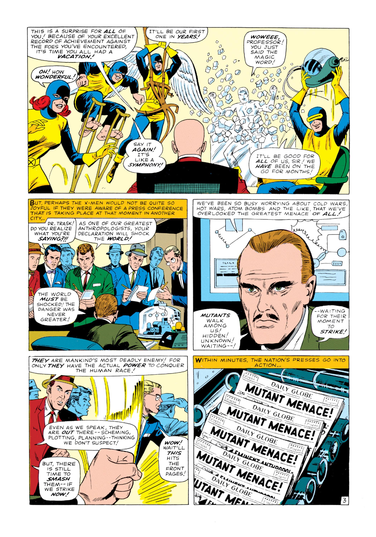 Read online Uncanny X-Men (1963) comic -  Issue #14 - 4