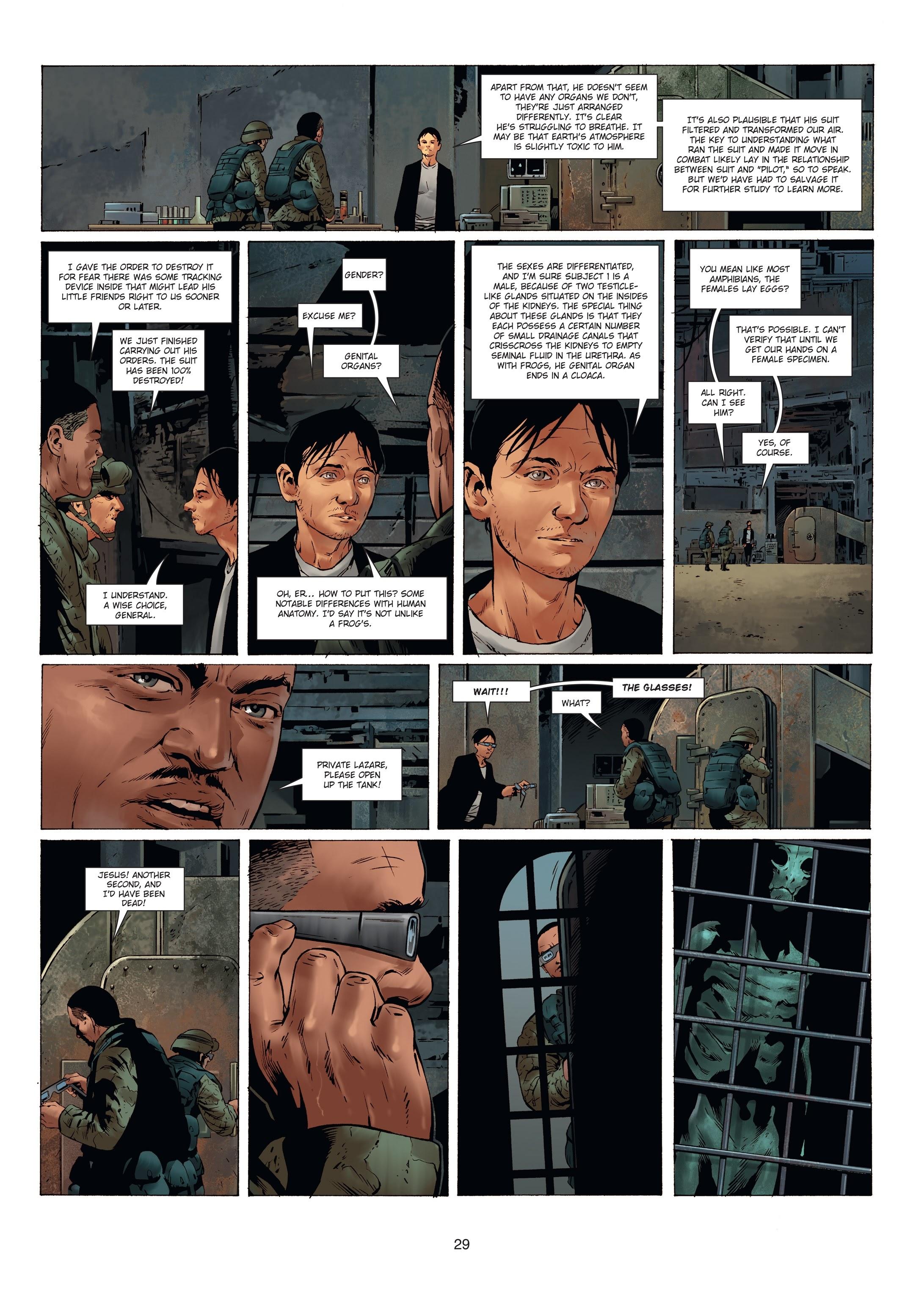 Promethee #15 #5 - English 29