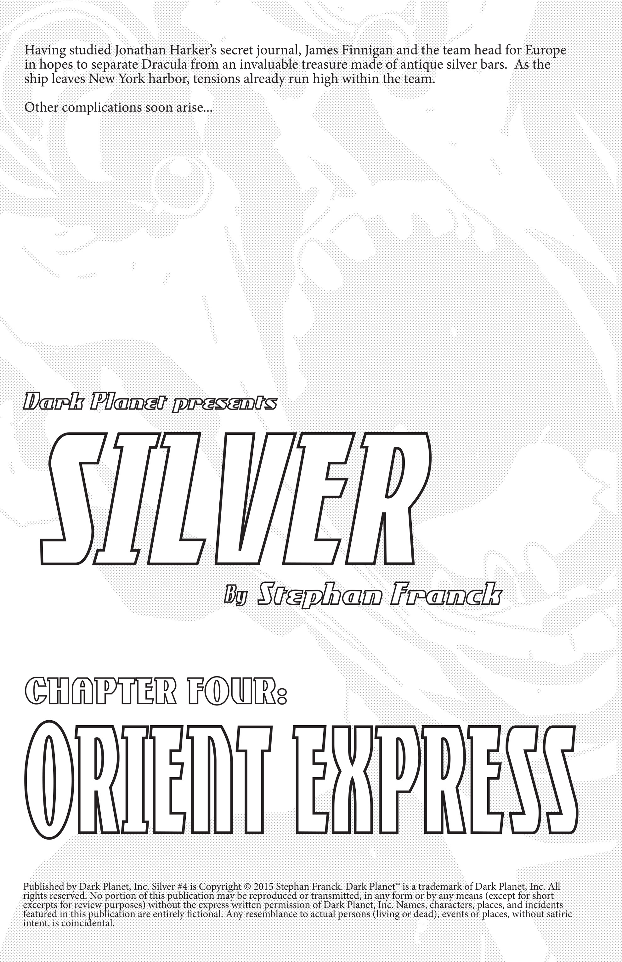 Read online Silver comic -  Issue #4 - 2