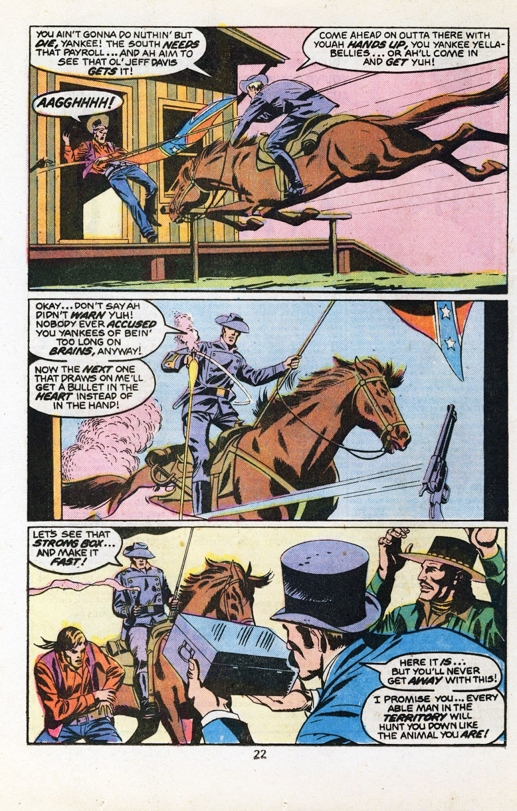 The Outlaw Kid (1970) issue 30 - Page 24