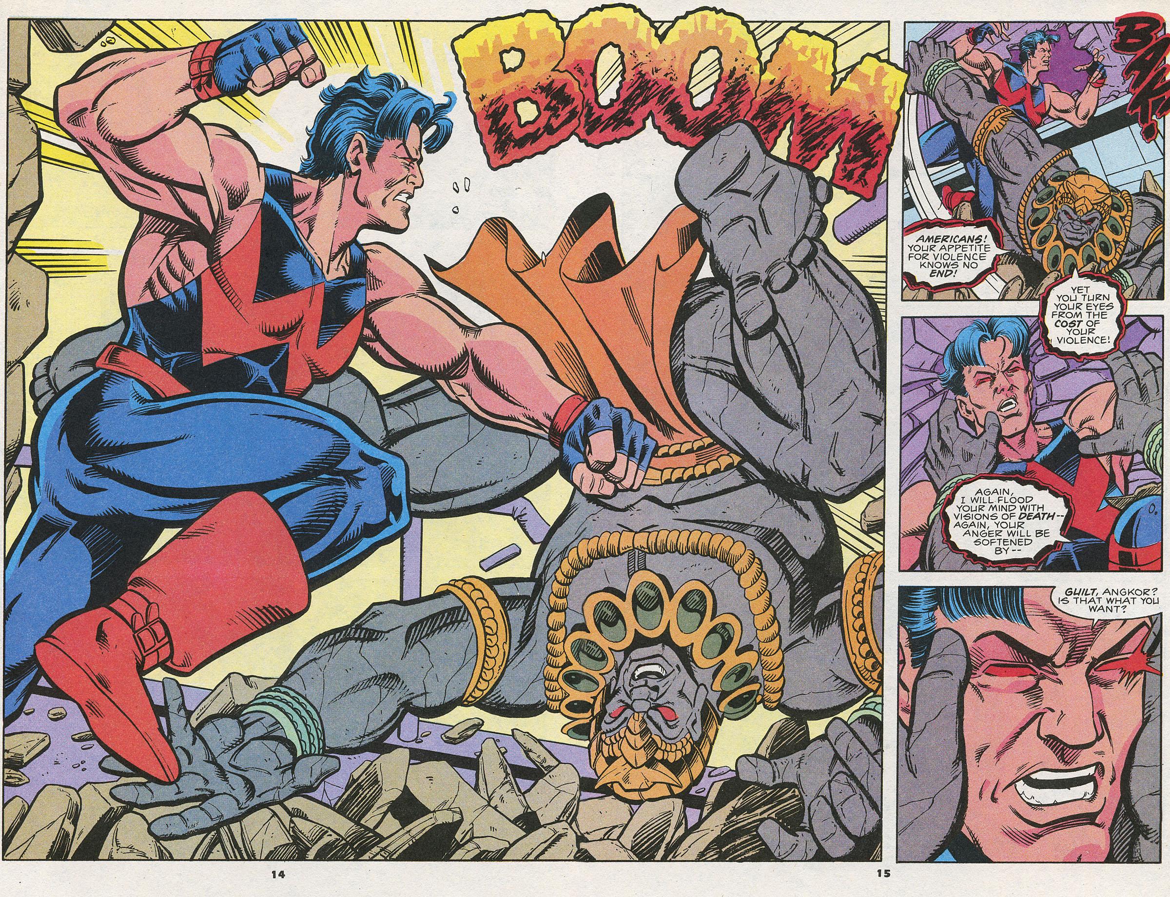 Read online Wonder Man (1991) comic -  Issue #12 - 13
