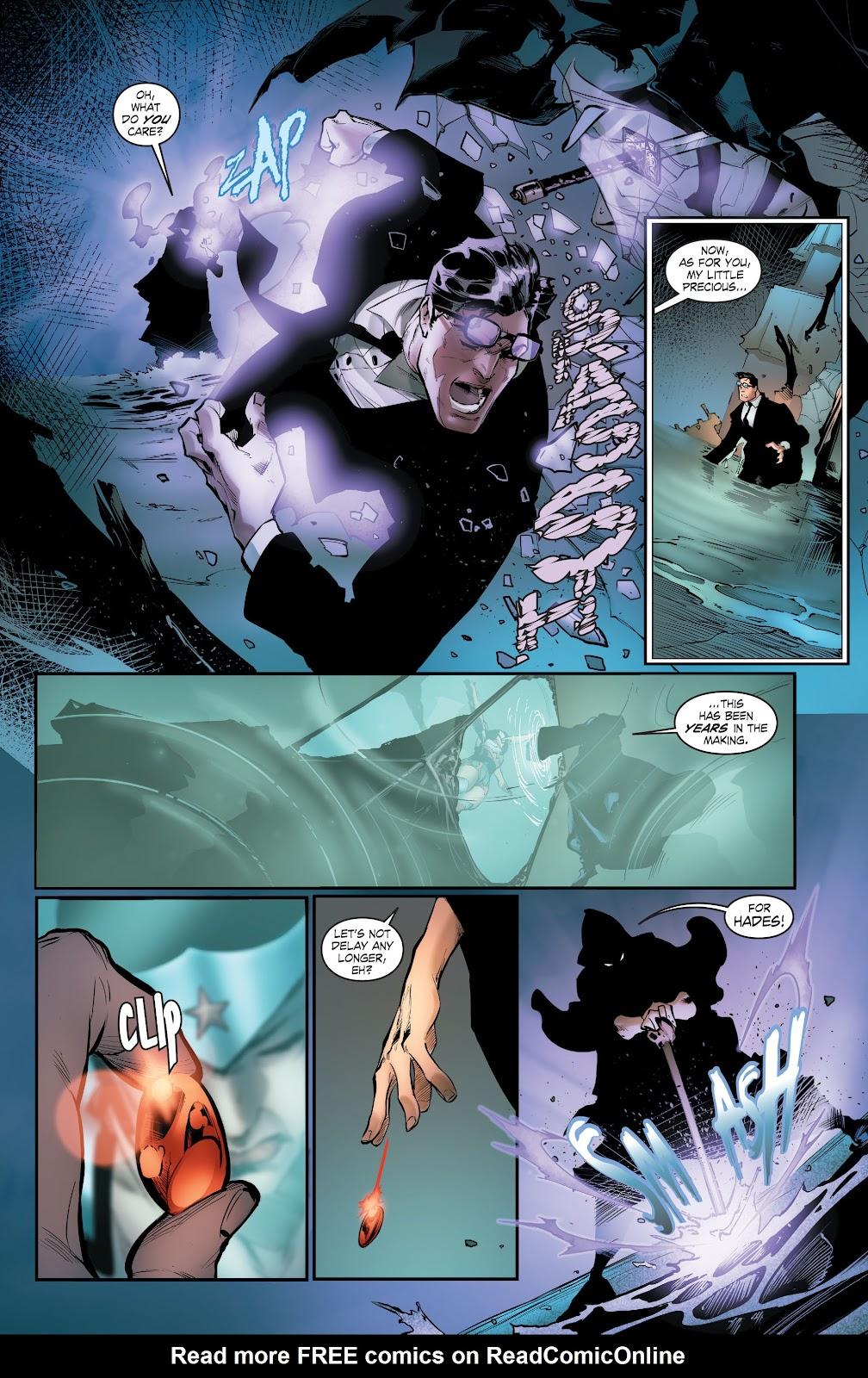 Read online Smallville Season 11 [II] comic -  Issue # TPB 5 - 86