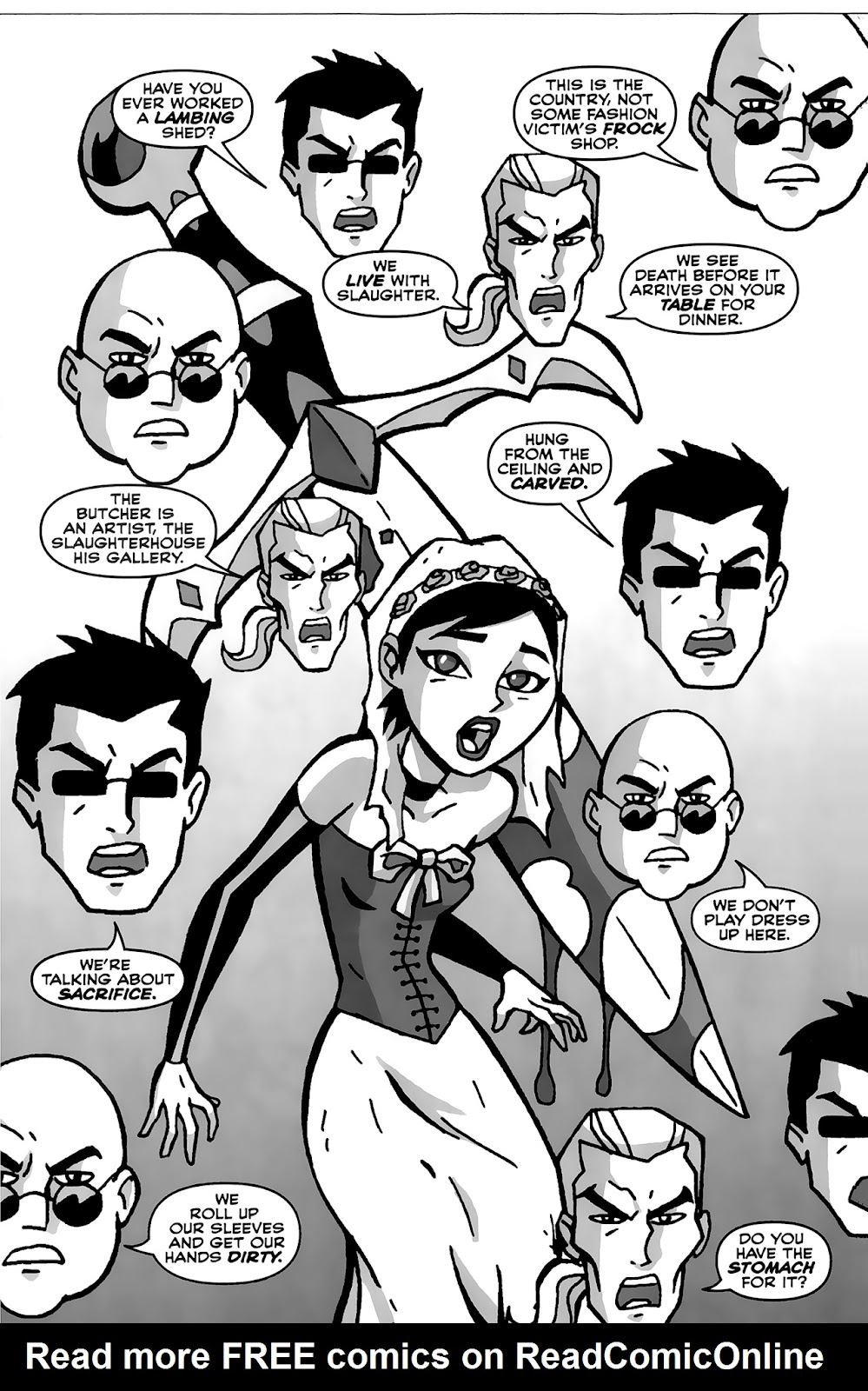 Read online Clubbing comic -  Issue # TPB - 64