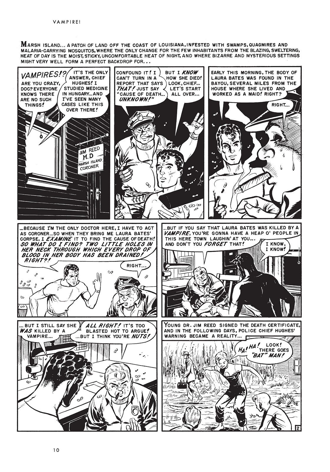 Read online Voodoo Vengeance and Other Stories comic -  Issue # TPB (Part 1) - 27