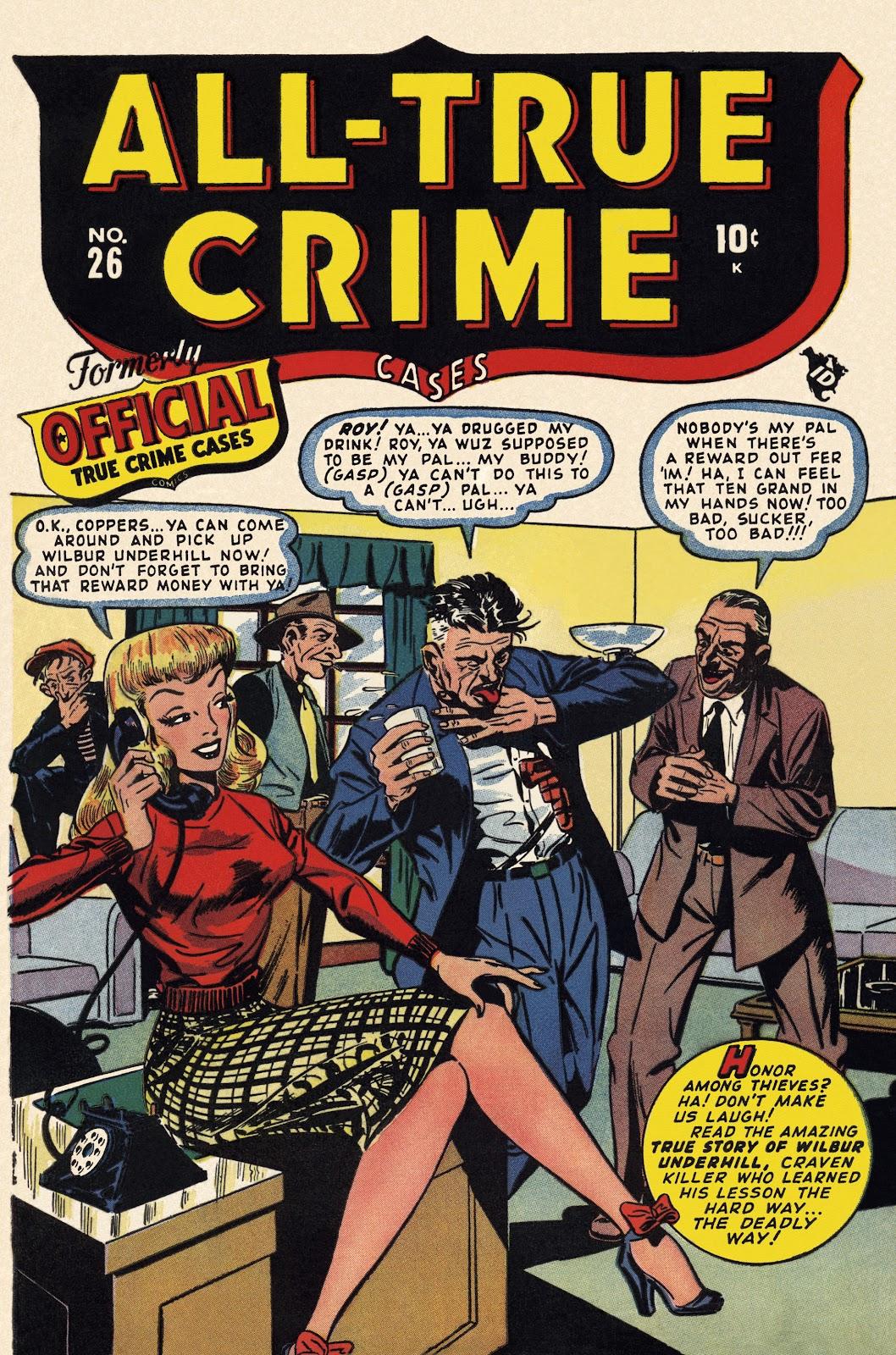 All-True Crime 26 Page 1