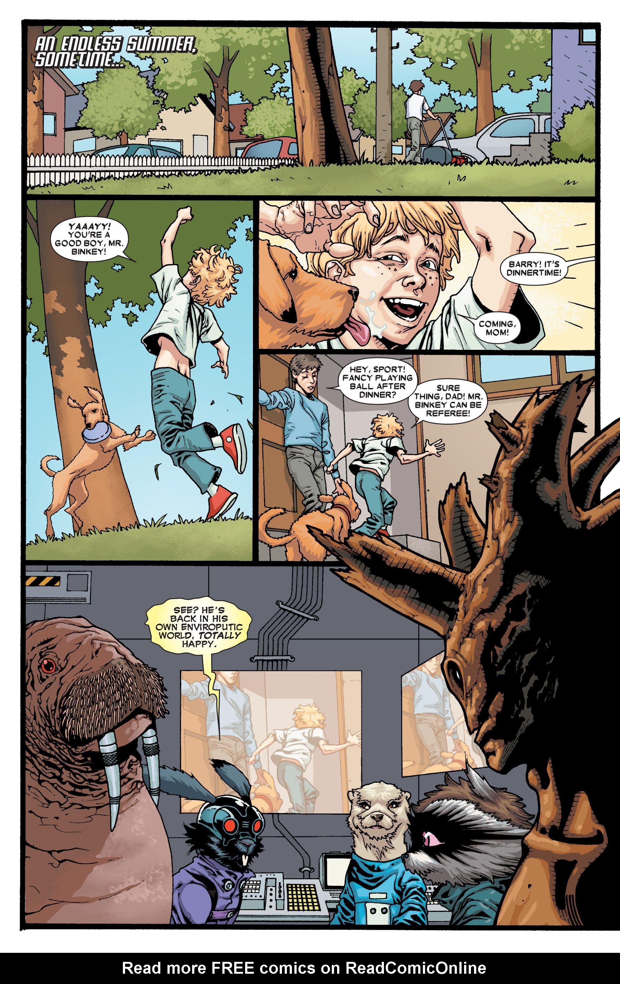 Read online Annihilators comic -  Issue #4 - 39