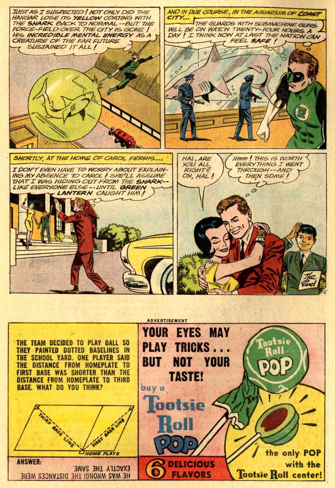 Green Lantern (1960) Issue #24 #27 - English 19