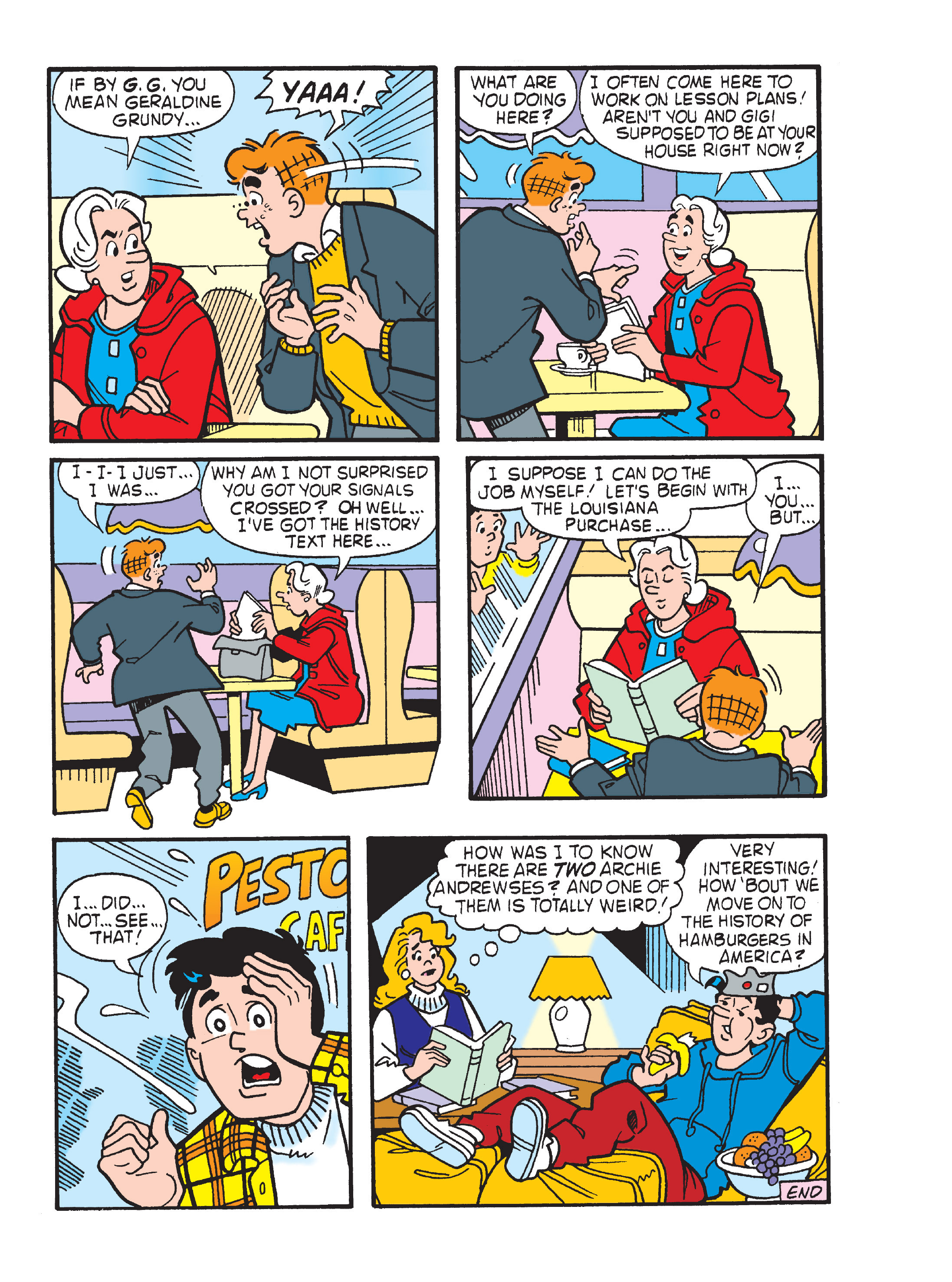 Read online Archie 1000 Page Comics Blowout! comic -  Issue # TPB (Part 3) - 17