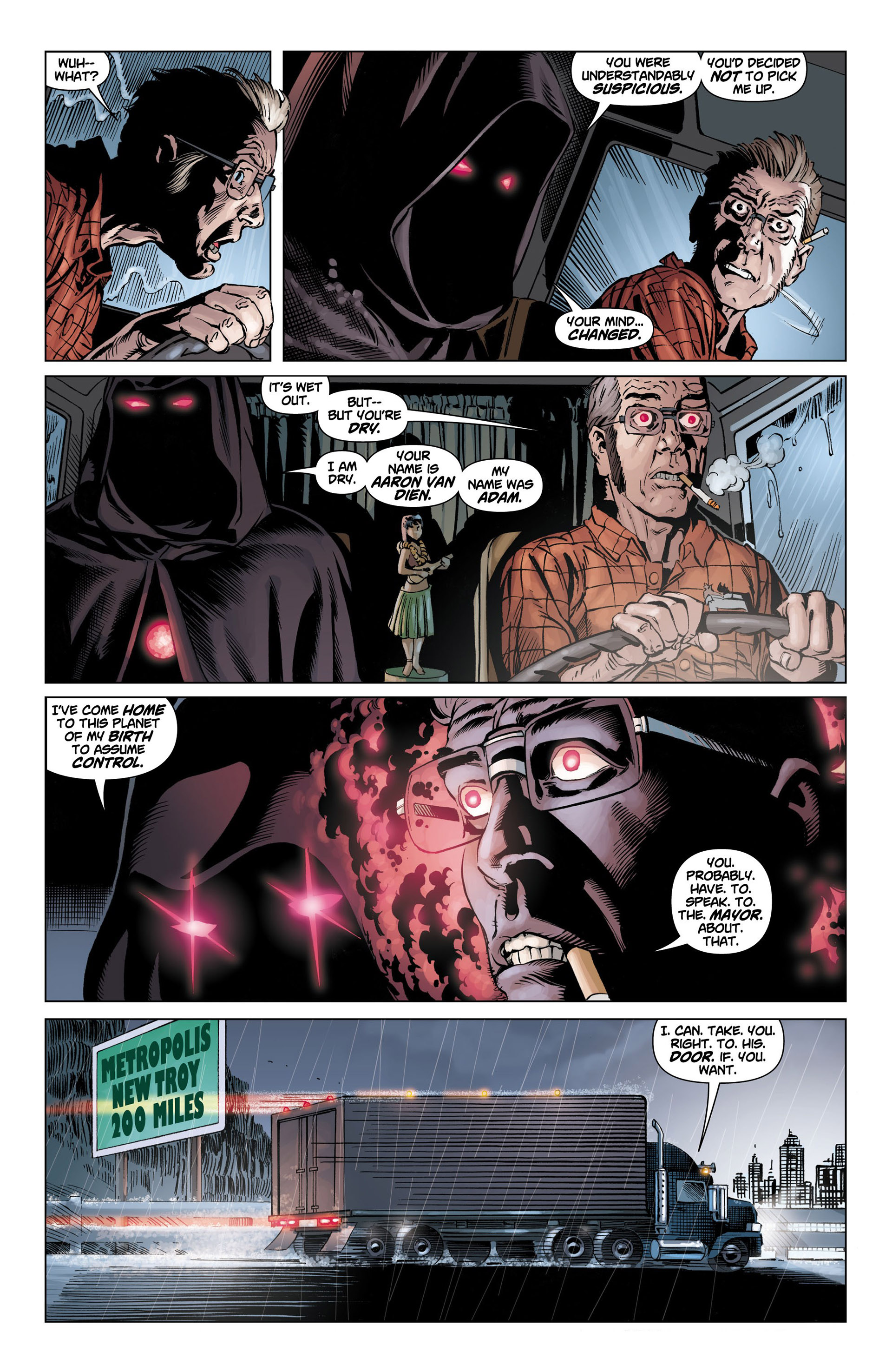 Read online Action Comics (2011) comic -  Issue #10 - 13