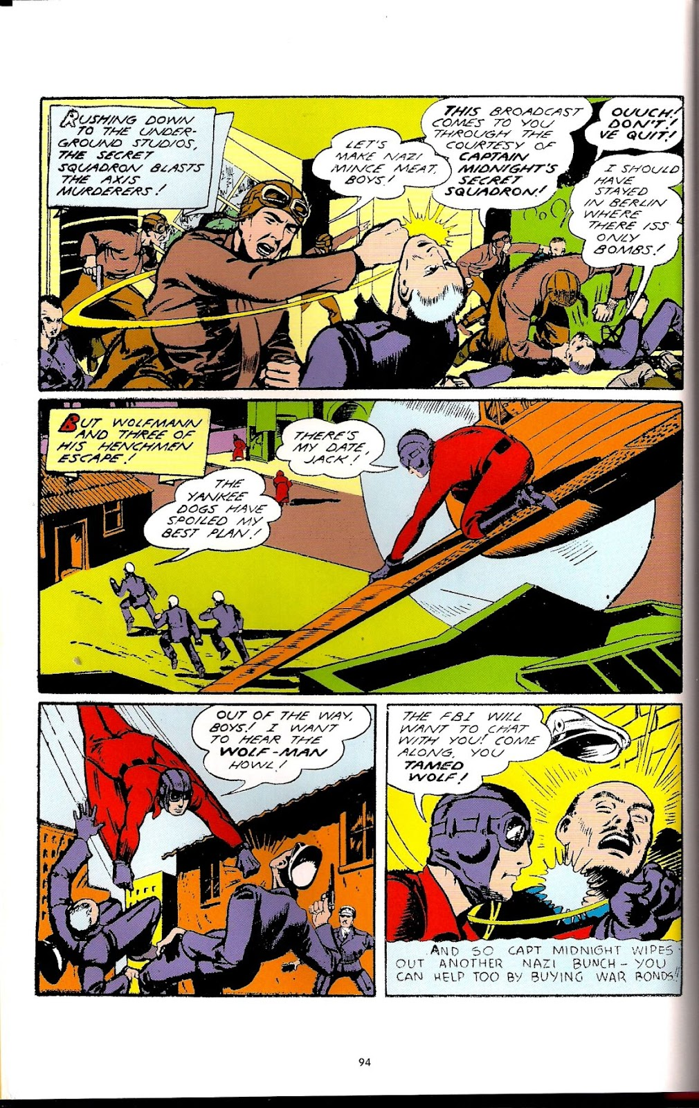 Captain Midnight (1942) issue 6 - Page 26