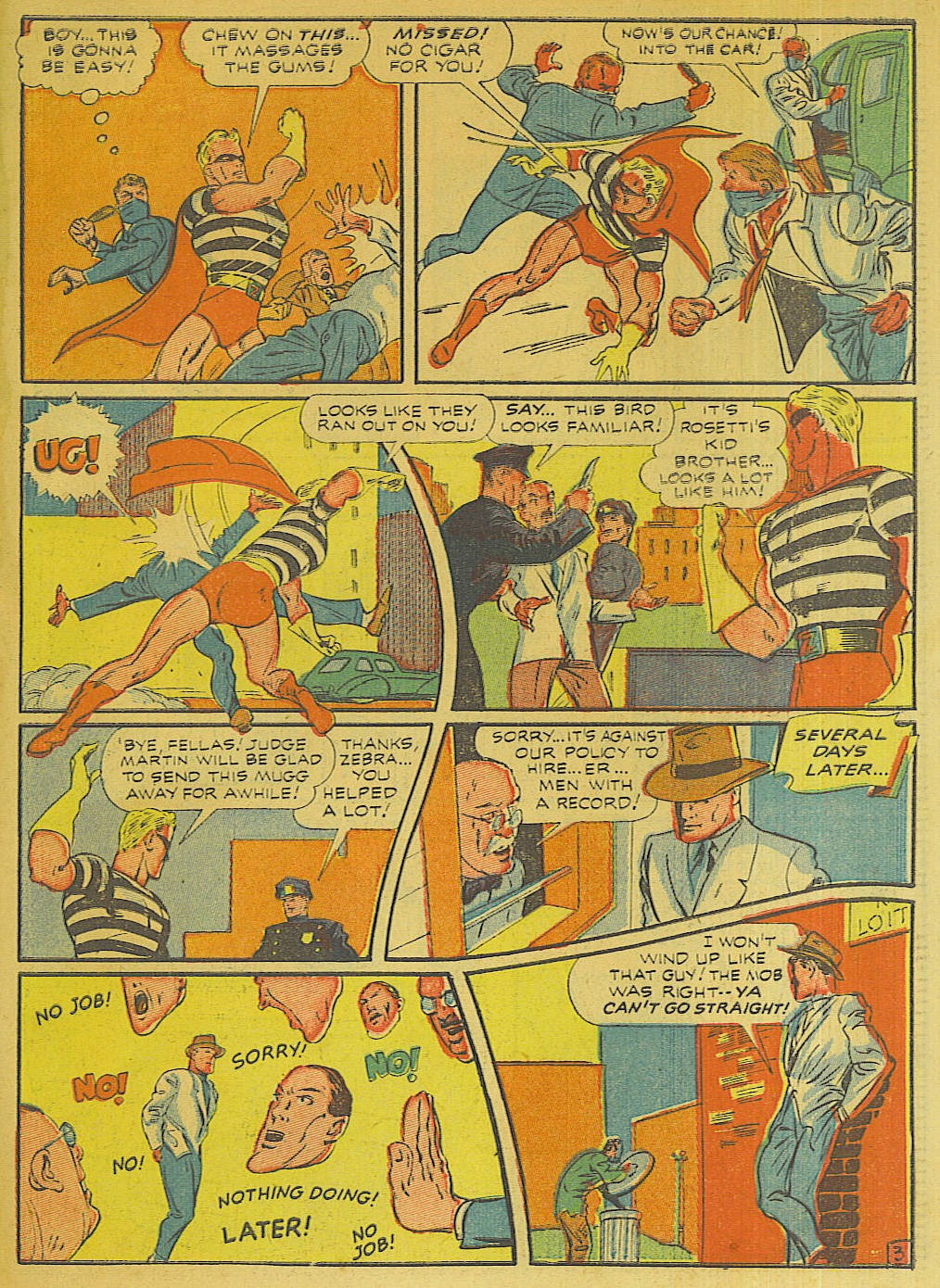 Green Hornet Comics issue 10 - Page 38