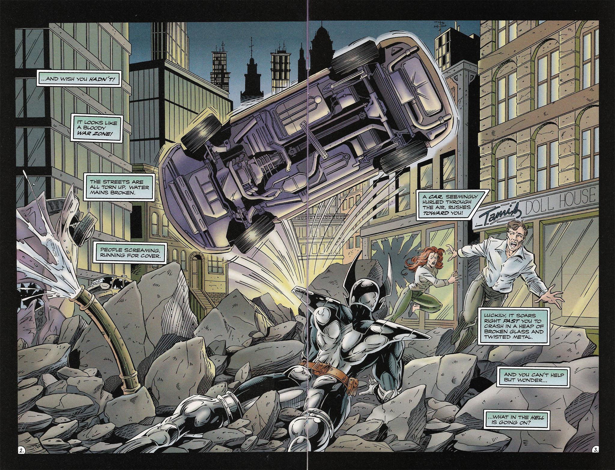 Read online ShadowHawk comic -  Issue #16 - 4