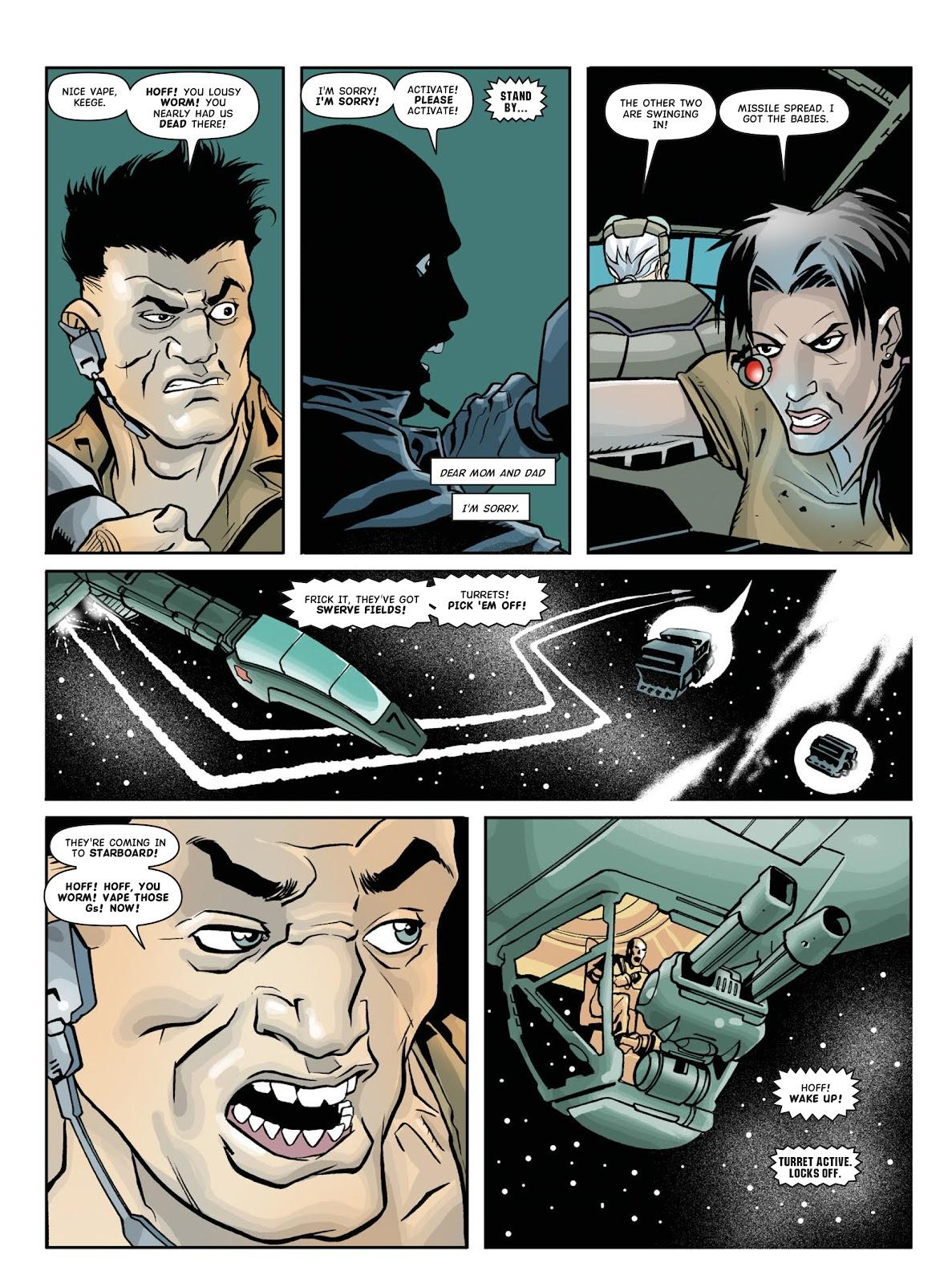 Judge Dredd Megazine (Vol. 5) Issue #381 #180 - English 76