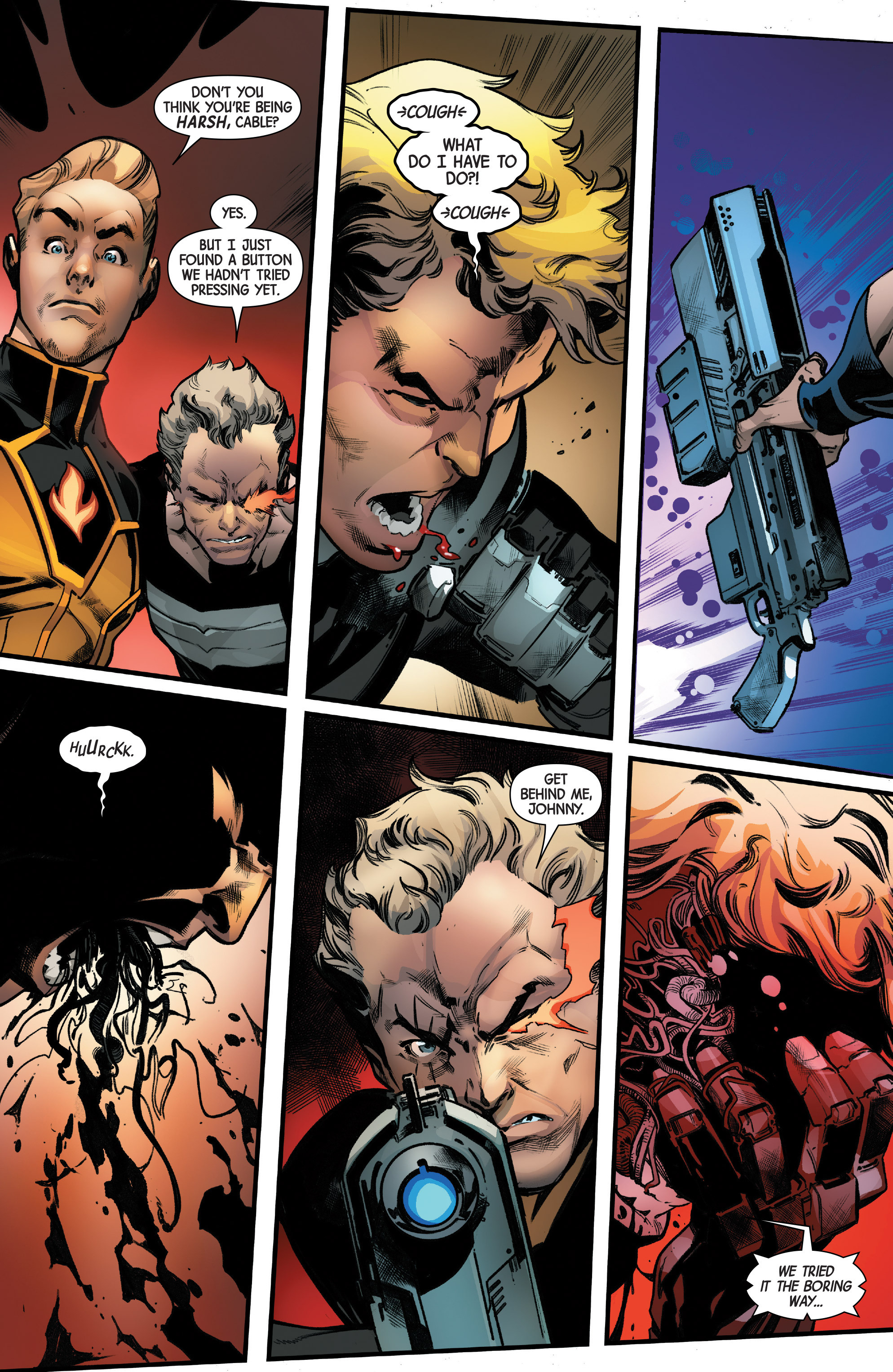 Read online Uncanny Avengers [II] comic -  Issue #10 - 17