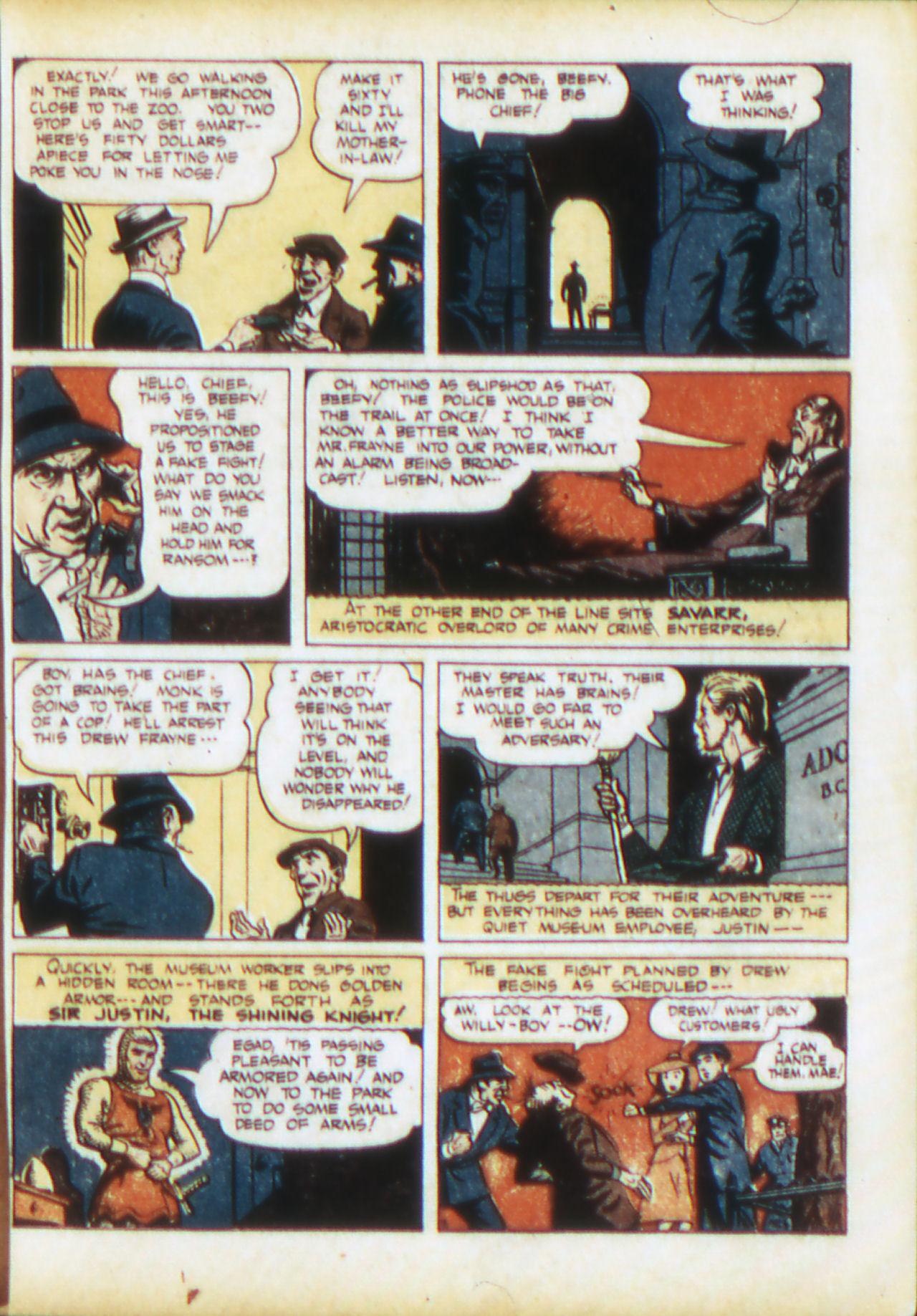 Read online Adventure Comics (1938) comic -  Issue #71 - 20