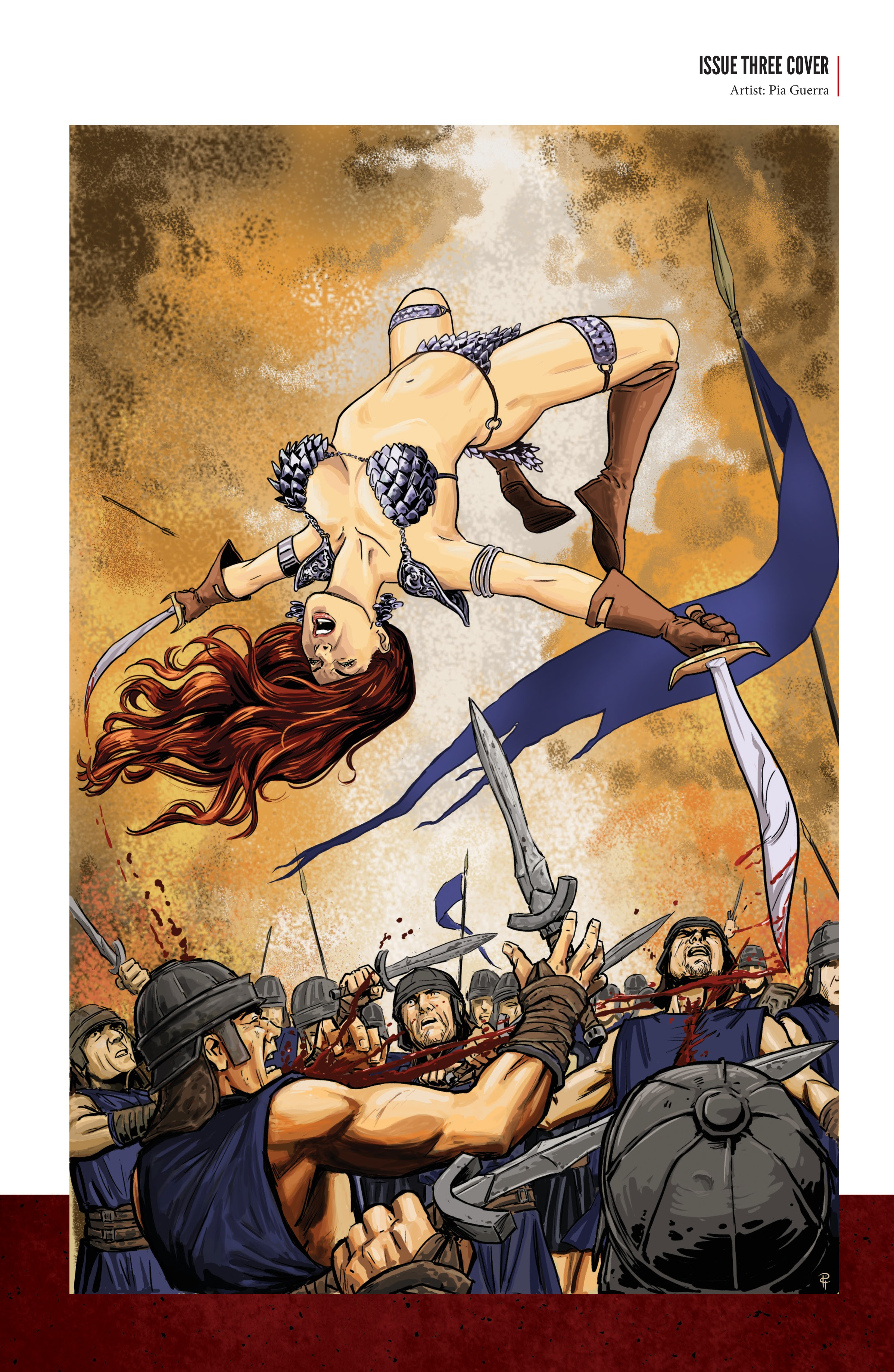 Red Sonja (2013) #_TPB_Complete_Gail_Simone_Red_Sonja_Omnibus_(Part_5) #26 - English 65
