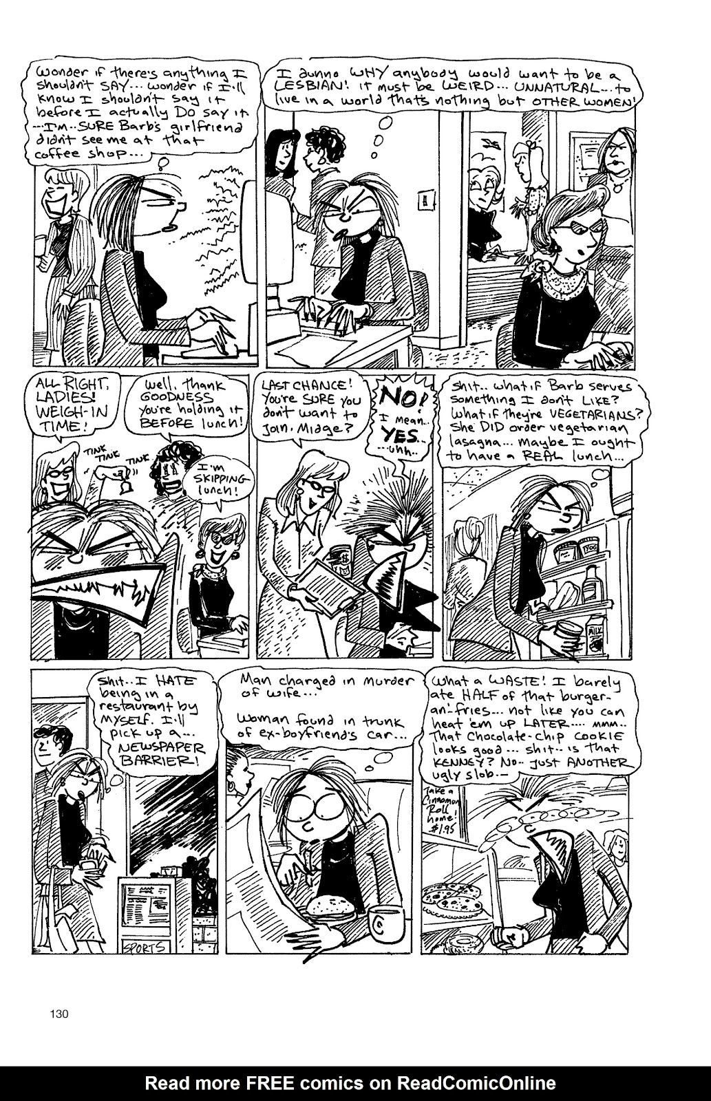 Read online Life's a Bitch: The Complete Bitchy Bitch Stories comic -  Issue # TPB (Part 2) - 27