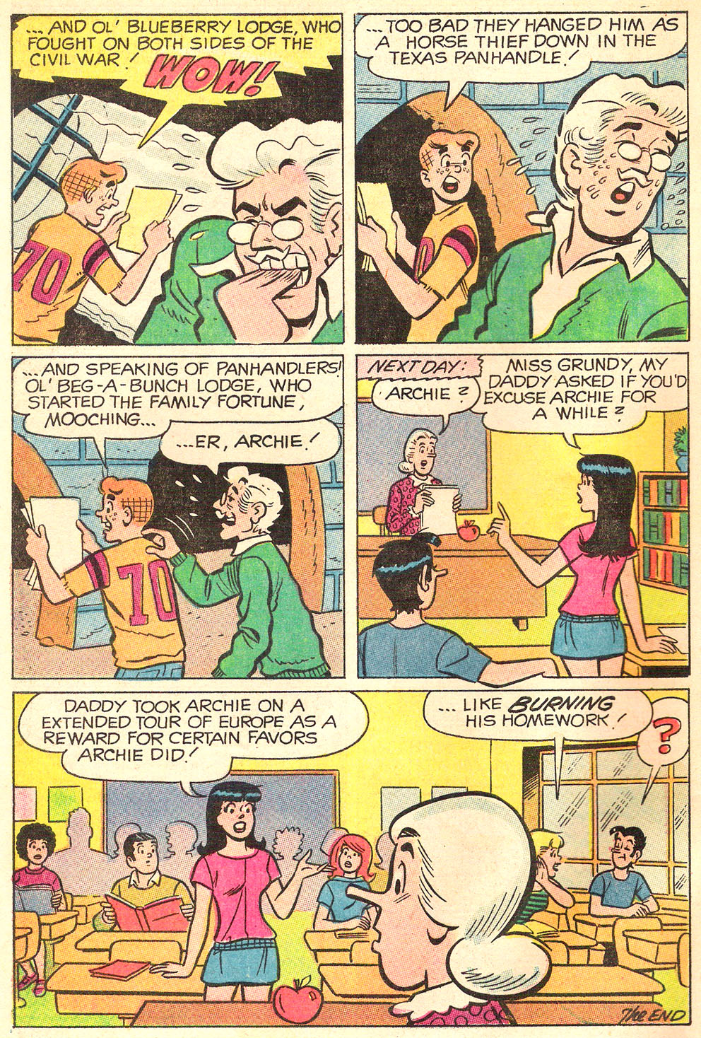 Read online Archie's Girls Betty and Veronica comic -  Issue #176 - 8