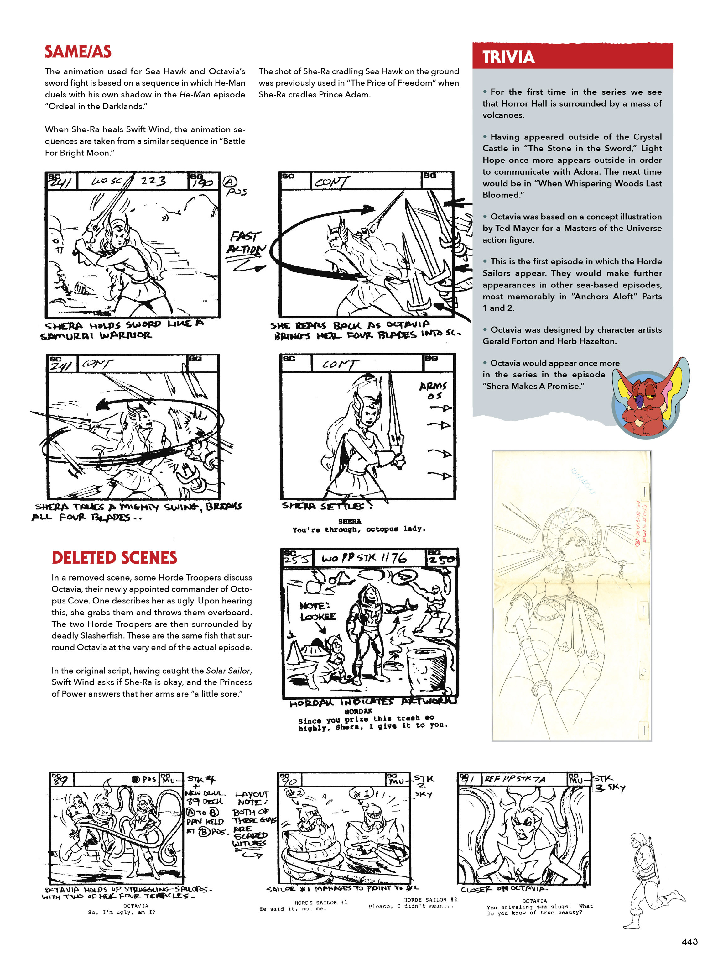 Read online He-Man and She-Ra: A Complete Guide to the Classic Animated Adventures comic -  Issue # TPB (Part 3) - 44