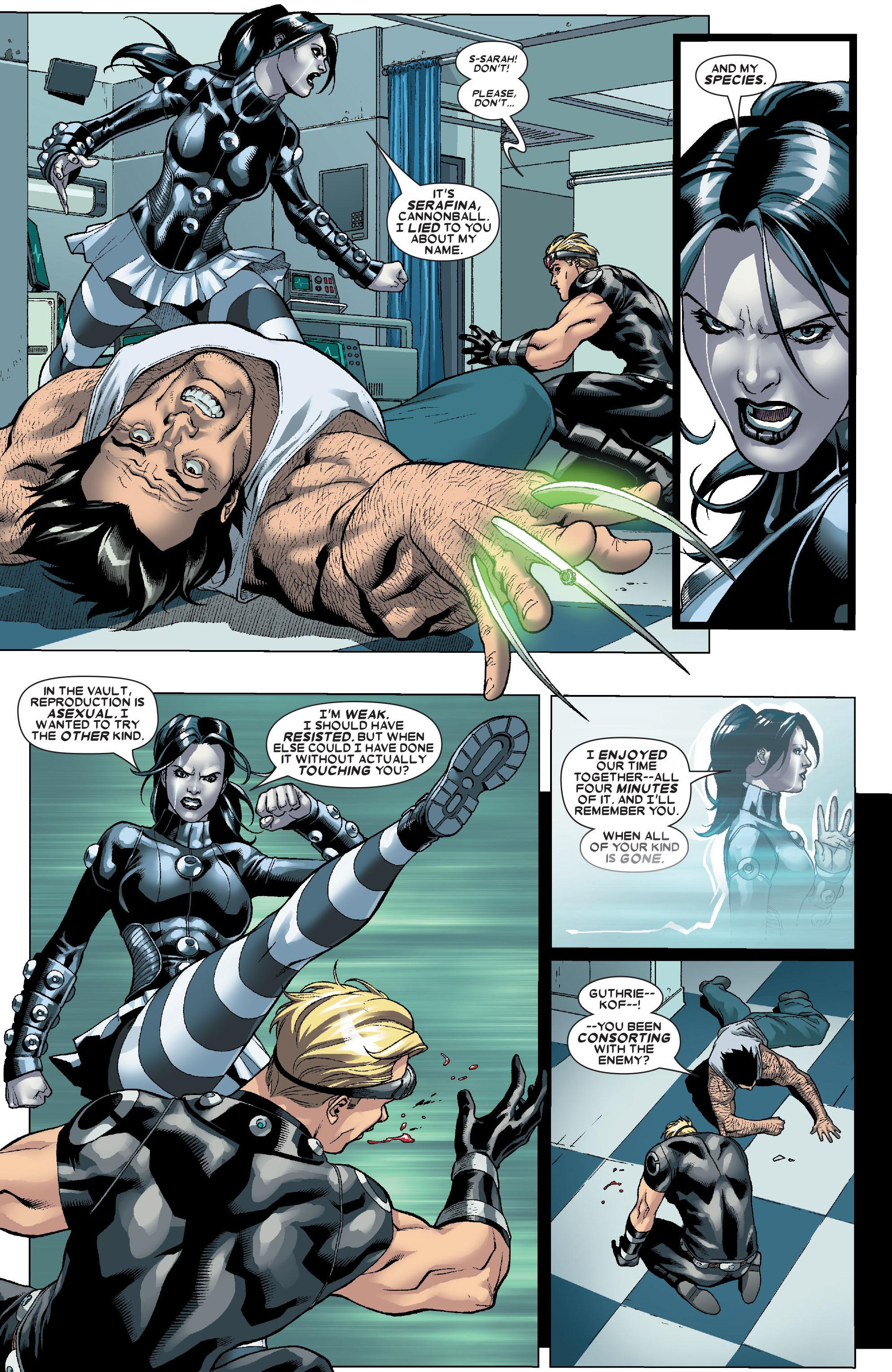 X-Men (1991) 191 Page 18