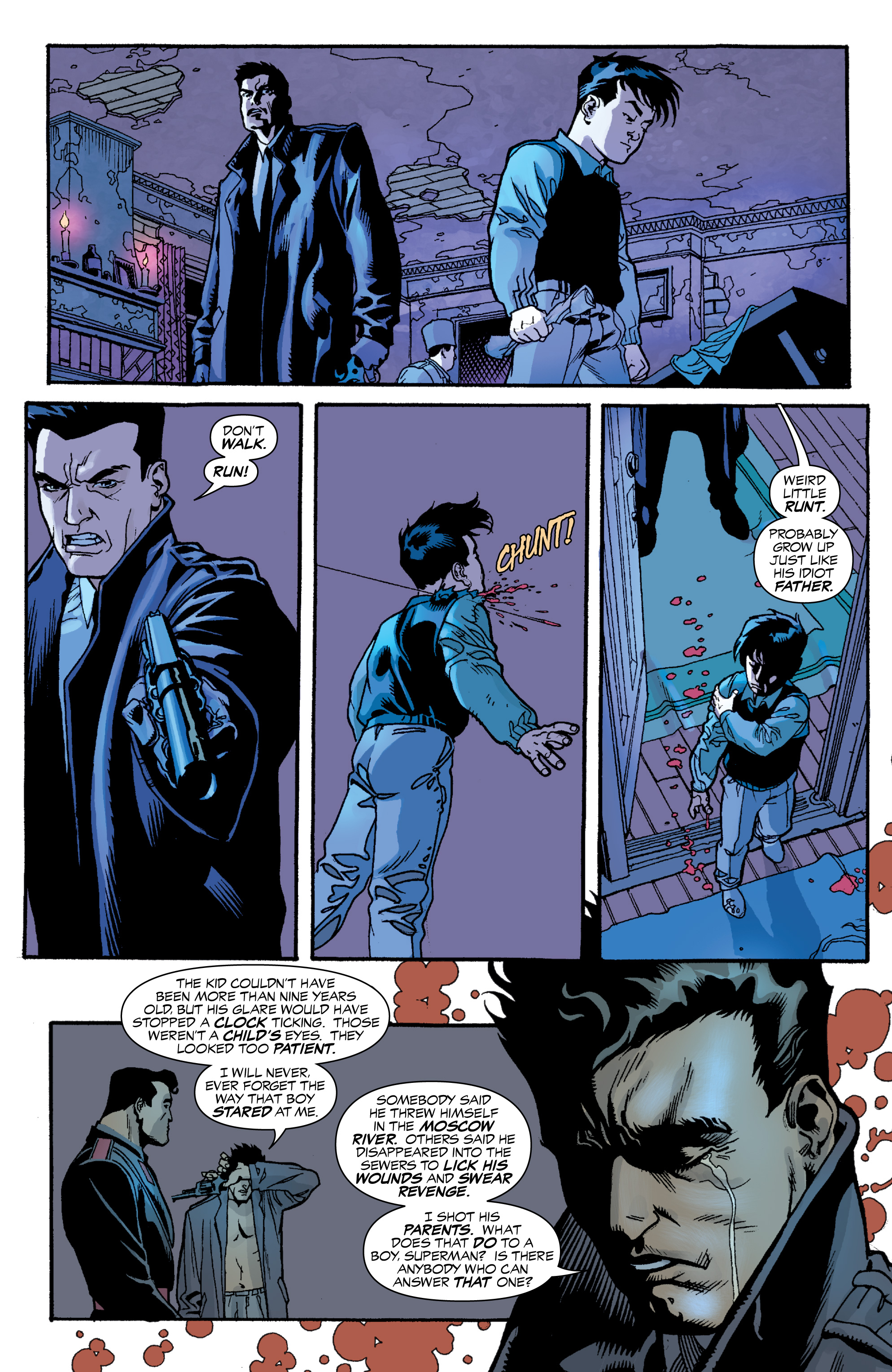 Superman Red Son 1 Read Superman Red Son Issue 1 Page 28